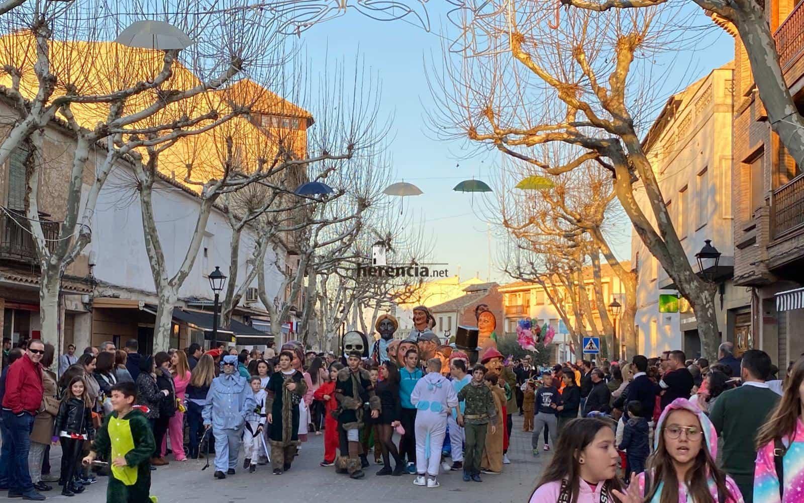 El Domingo de las Deseosas invita a todo el mundo al Carnaval de Herencia 146