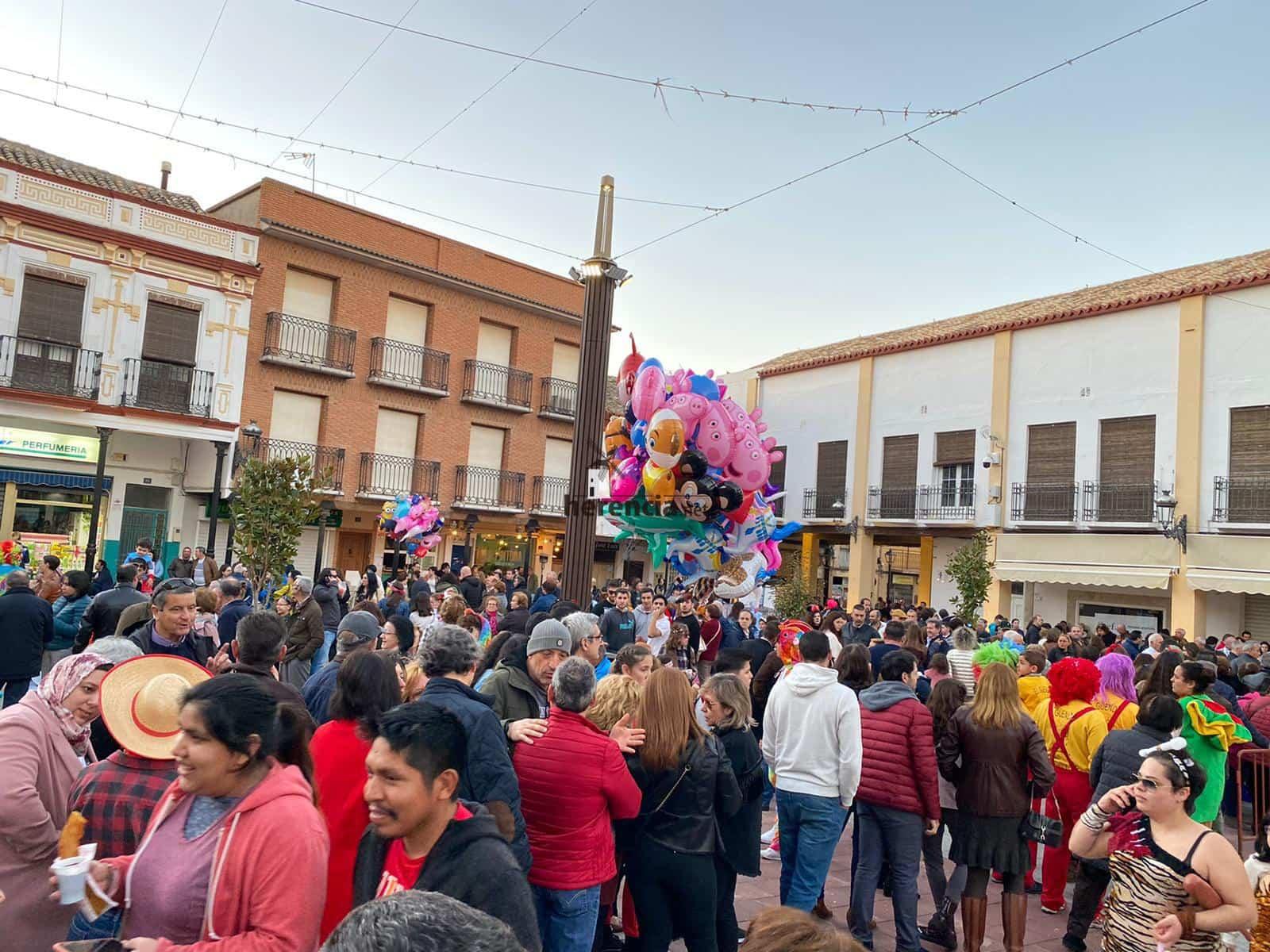 El Domingo de las Deseosas invita a todo el mundo al Carnaval de Herencia 147