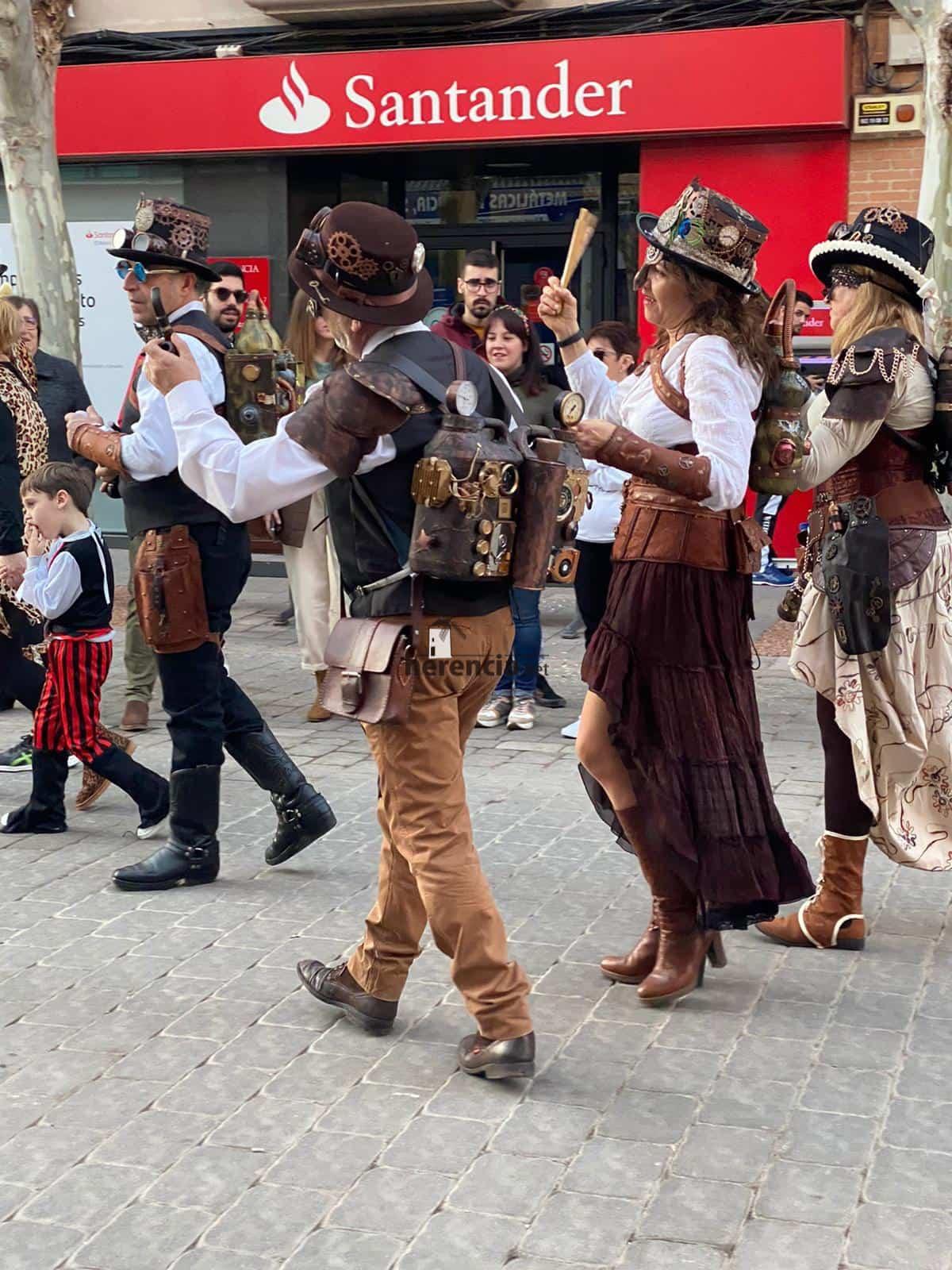 El Domingo de las Deseosas invita a todo el mundo al Carnaval de Herencia 148