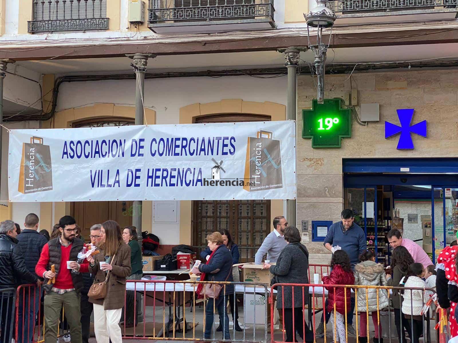 El Domingo de las Deseosas invita a todo el mundo al Carnaval de Herencia 150
