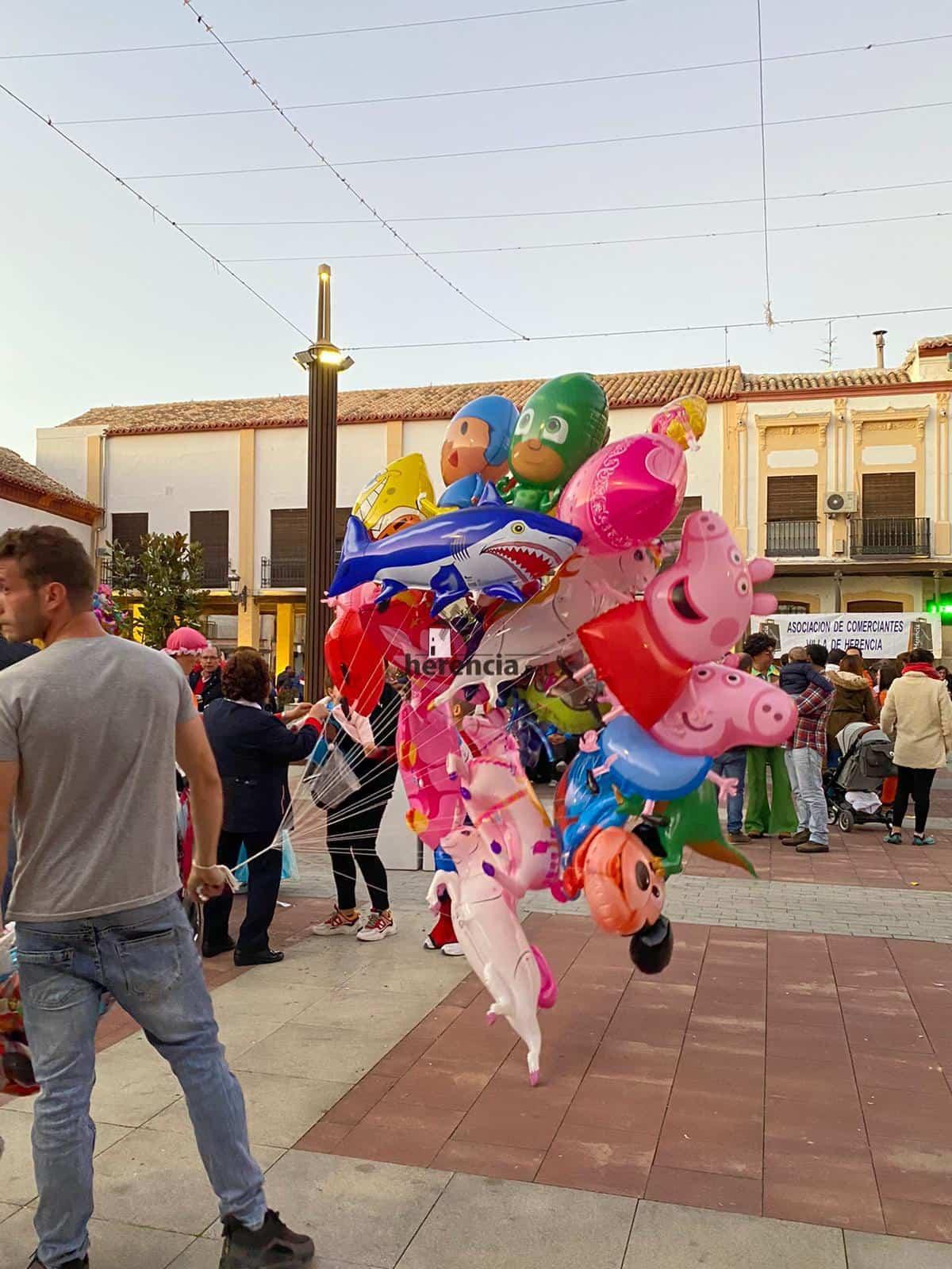 El Domingo de las Deseosas invita a todo el mundo al Carnaval de Herencia 151