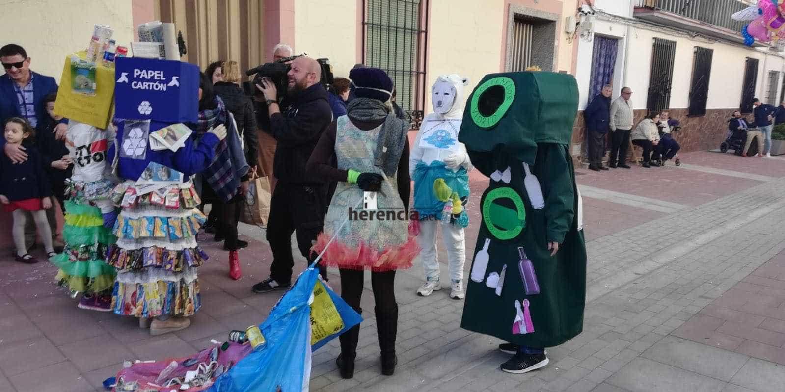 Carnaval herencia 2020 pasacalles domingo deseosas 5 - El Domingo de las Deseosas invita a todo el mundo al Carnaval de Herencia