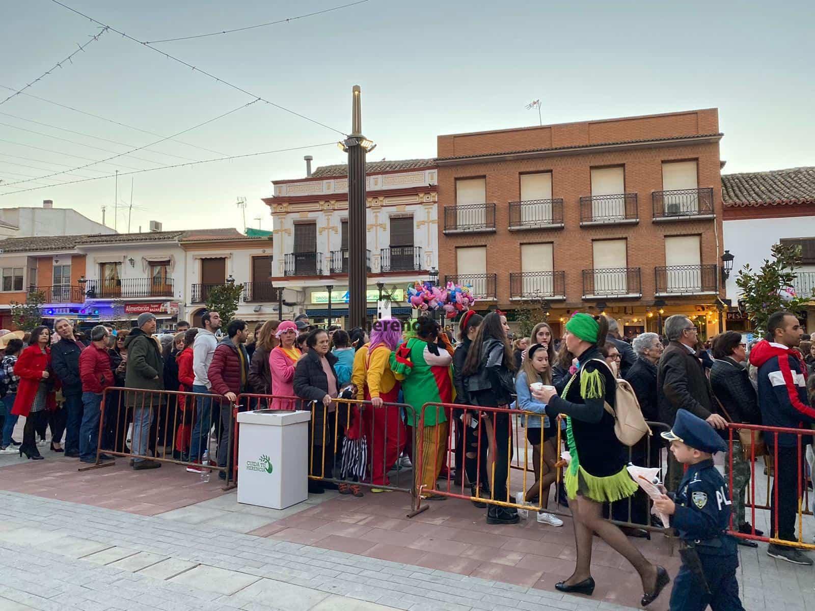 El Domingo de las Deseosas invita a todo el mundo al Carnaval de Herencia 152