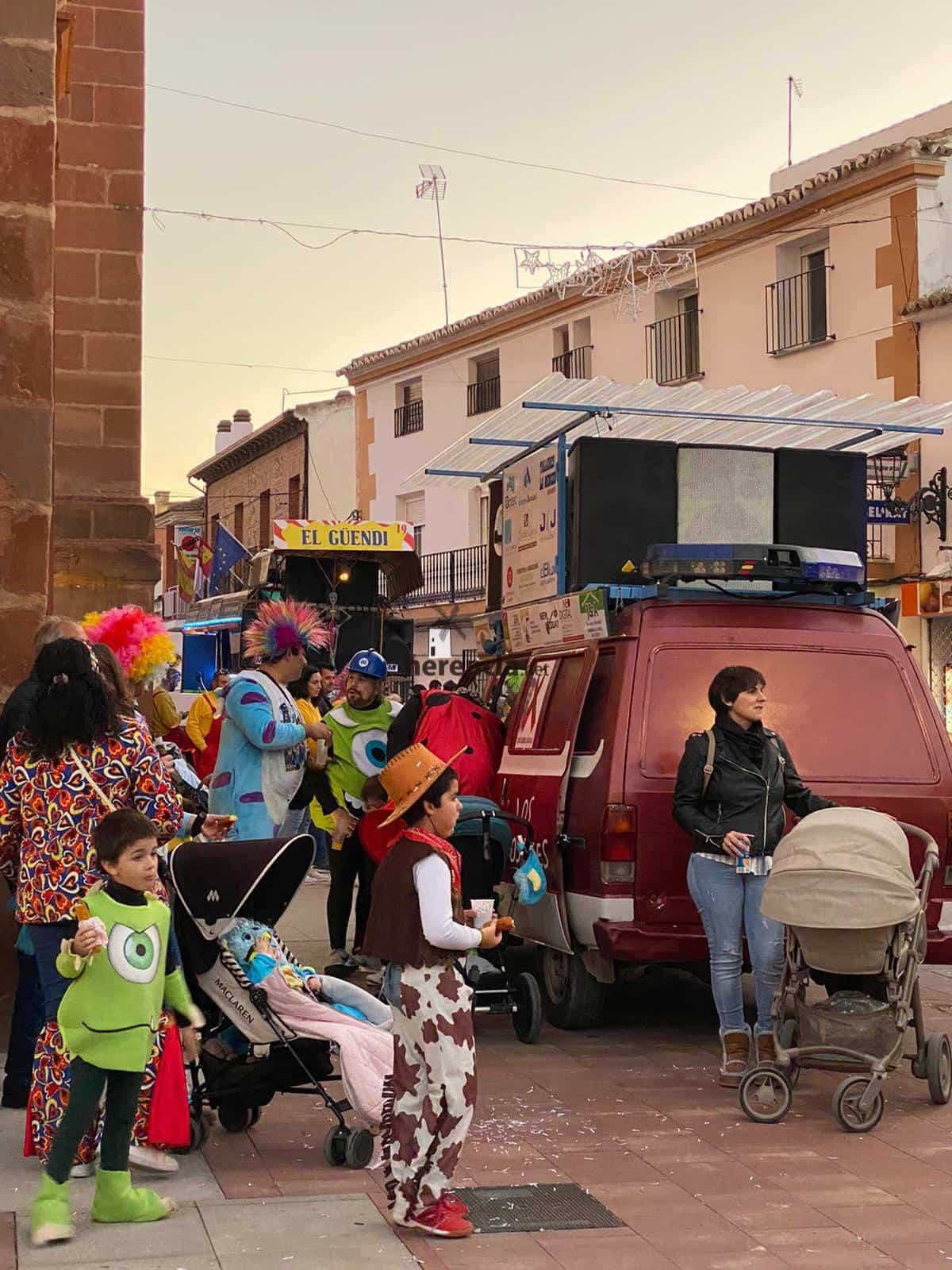 El Domingo de las Deseosas invita a todo el mundo al Carnaval de Herencia 153