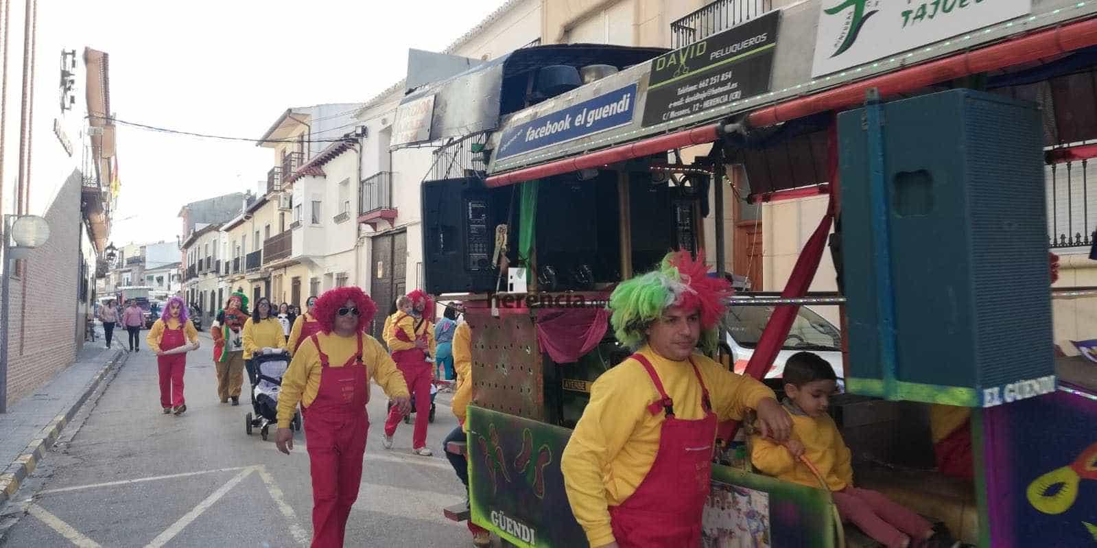 Carnaval herencia 2020 pasacalles domingo deseosas 6 - El Domingo de las Deseosas invita a todo el mundo al Carnaval de Herencia