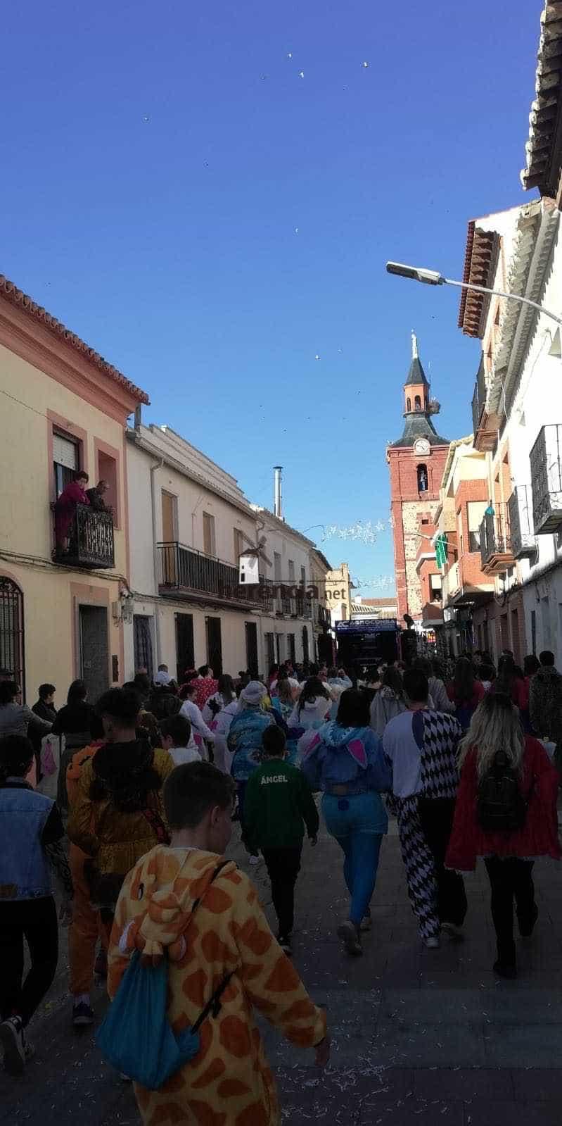 Carnaval herencia 2020 pasacalles domingo deseosas 7 - El Domingo de las Deseosas invita a todo el mundo al Carnaval de Herencia