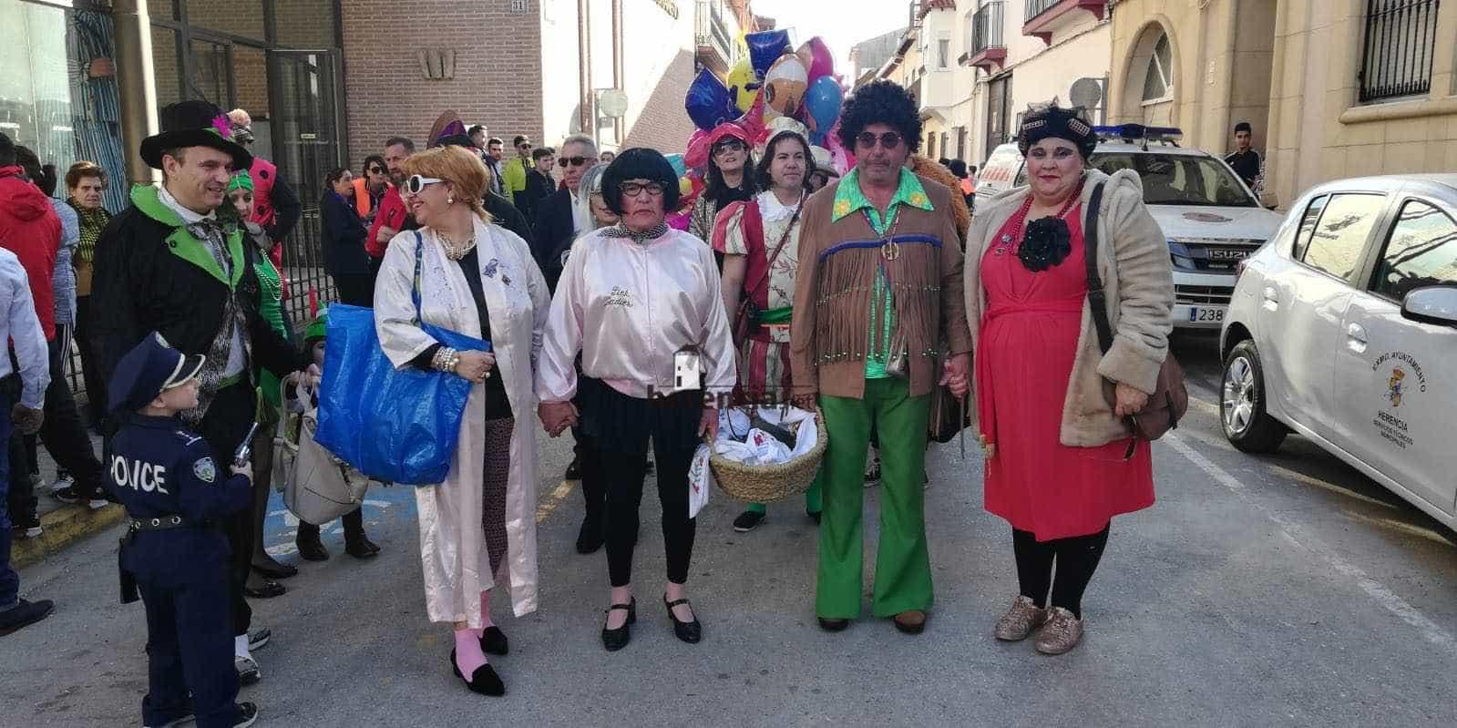 Carnaval herencia 2020 pasacalles domingo deseosas 8 - El Domingo de las Deseosas invita a todo el mundo al Carnaval de Herencia