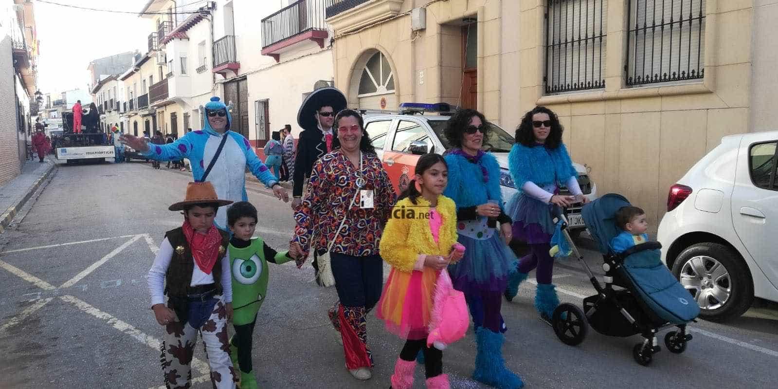Carnaval herencia 2020 pasacalles domingo deseosas 9 - El Domingo de las Deseosas invita a todo el mundo al Carnaval de Herencia