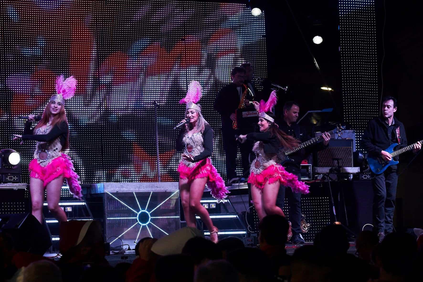 Fotografías del Sábado de los Ansiosos del Carnaval de Herencia 2020 34