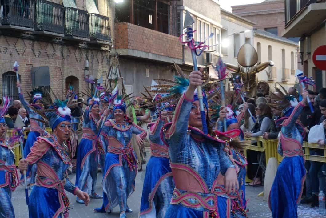 Axonsou, Los Traviesos y Jarra y Pedal desfilarán este fin de semana por toda la región 8