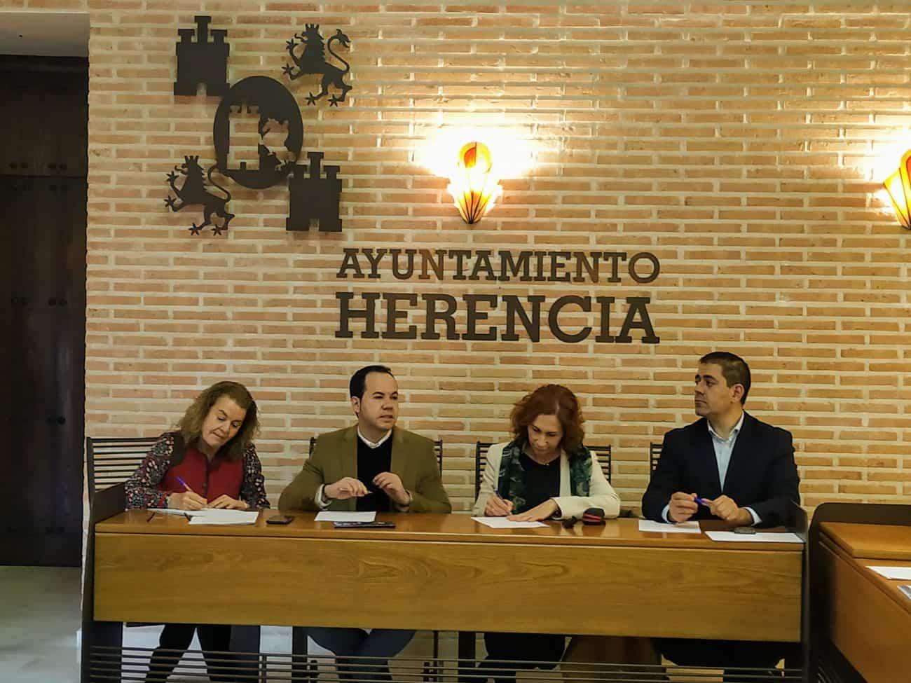 Junta local de seguridad carnaval de Herencia2 - Preparado el dispositivo de seguridad para el Carnaval de Herencia