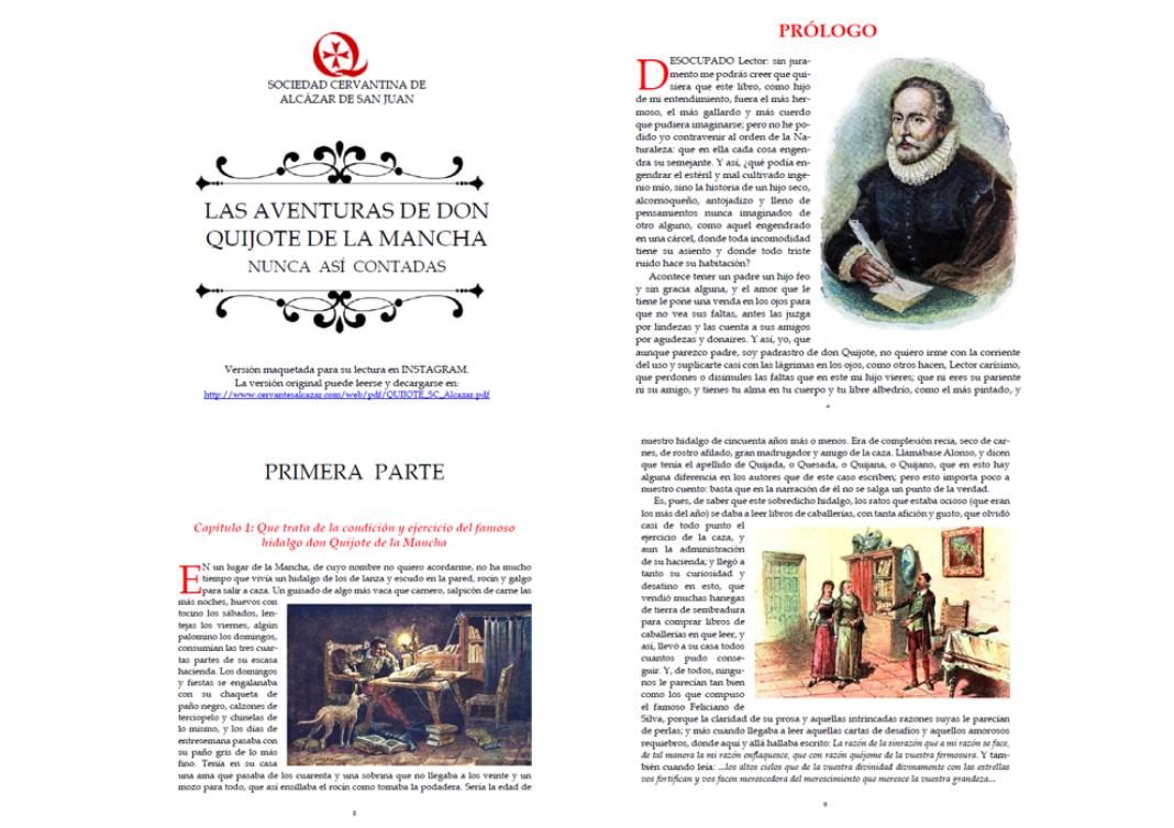 NP Encuesta 1068x753 - El Quijote deja de ser un referente cultural para los jóvenes de la comarca
