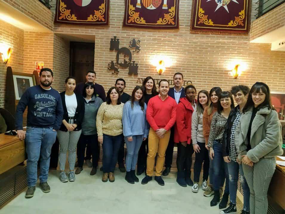 Pleno vecinal de Herencia 2020 - El Pleno Vecinal trabaja para decidir el destino de los Presupuestos Participativos