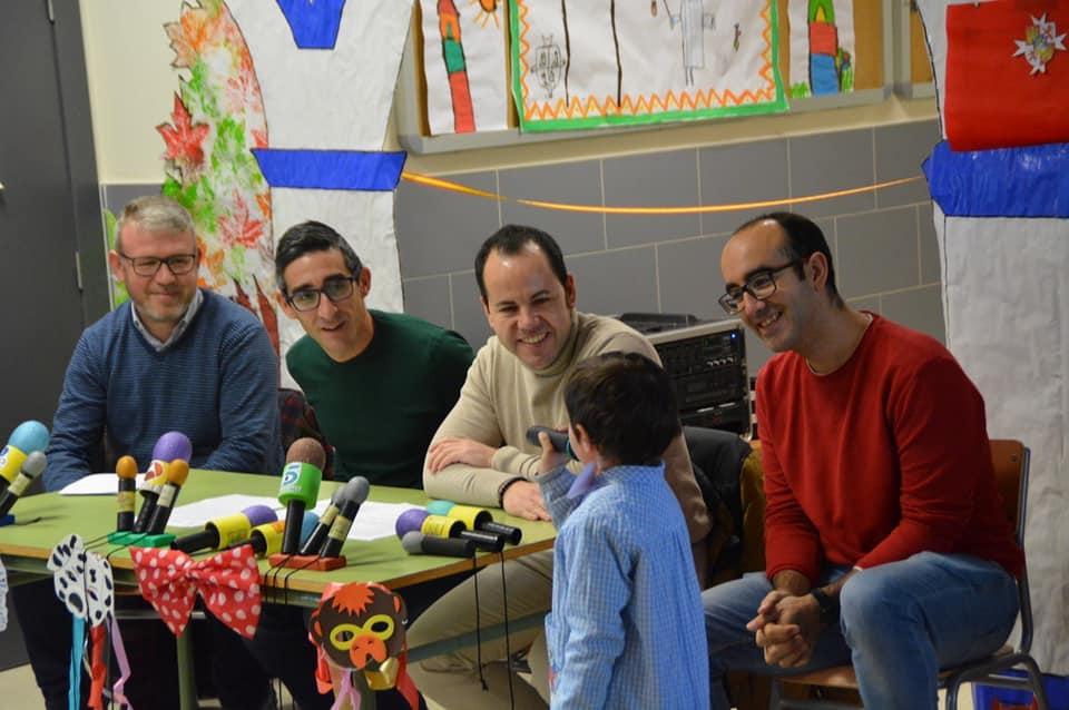 Los alumnos de infantil del CEIP Carrasco Alcalde autores del cartel del Sábado de los Ansiosos 2020 12