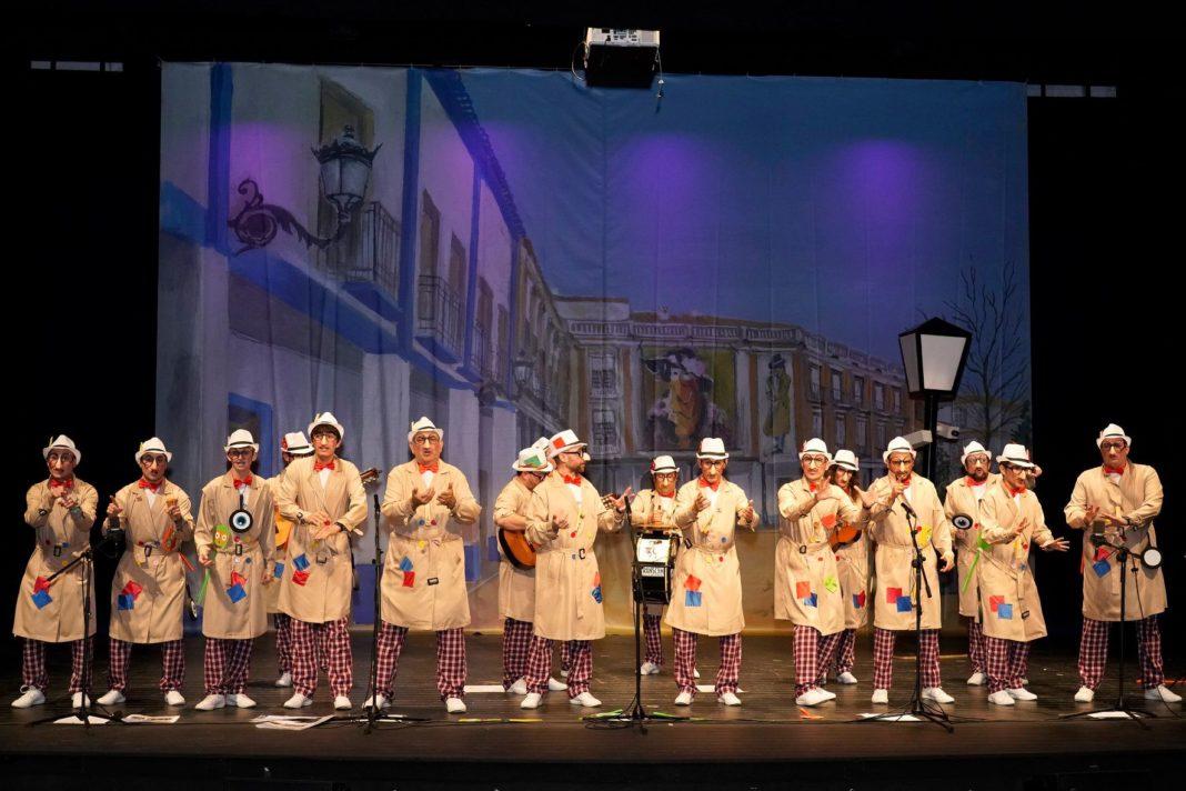 Los Pelendengues cumplen 25 años en un Carnaval de Herencia en casa 1