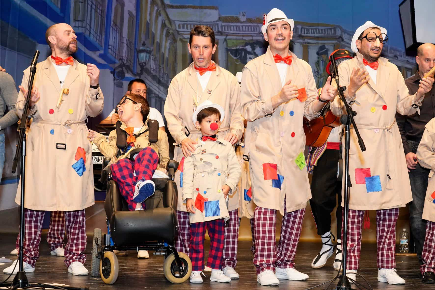 "Los Pelendengues abren el Carnaval de Herencia 2020 e invitan a ""La Kanalla"" 52"