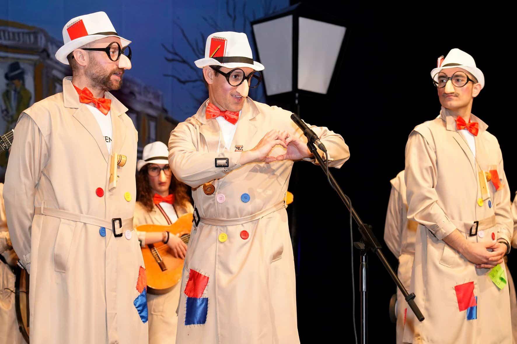 """carnaval herencia 2020 los pelendengues 8 - Los Pelendengues abren el Carnaval de Herencia 2020 e invitan a """"La Kanalla"""""""