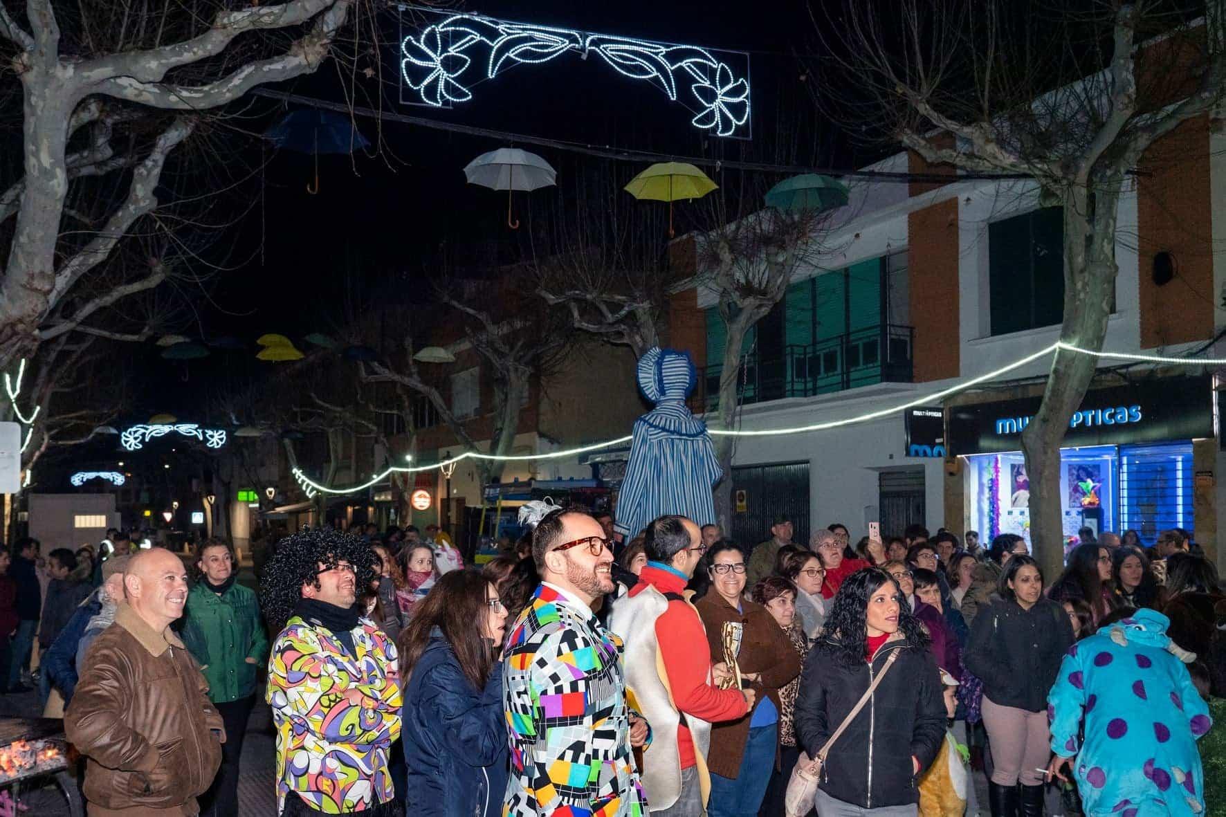 Viernes de Prisillas 2020 del Carnaval en imágenes 108