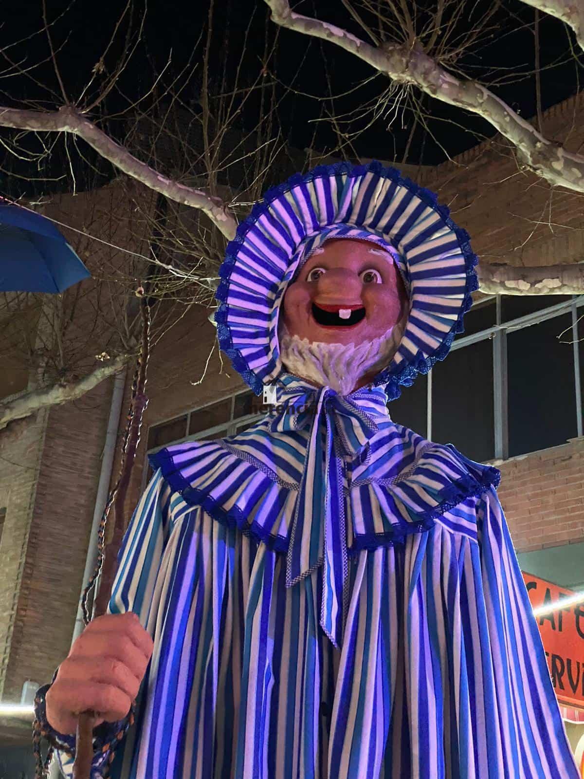 carnaval herencia 2020 viernes prisillas 7 - Viernes de Prisillas 2020 del Carnaval en imágenes
