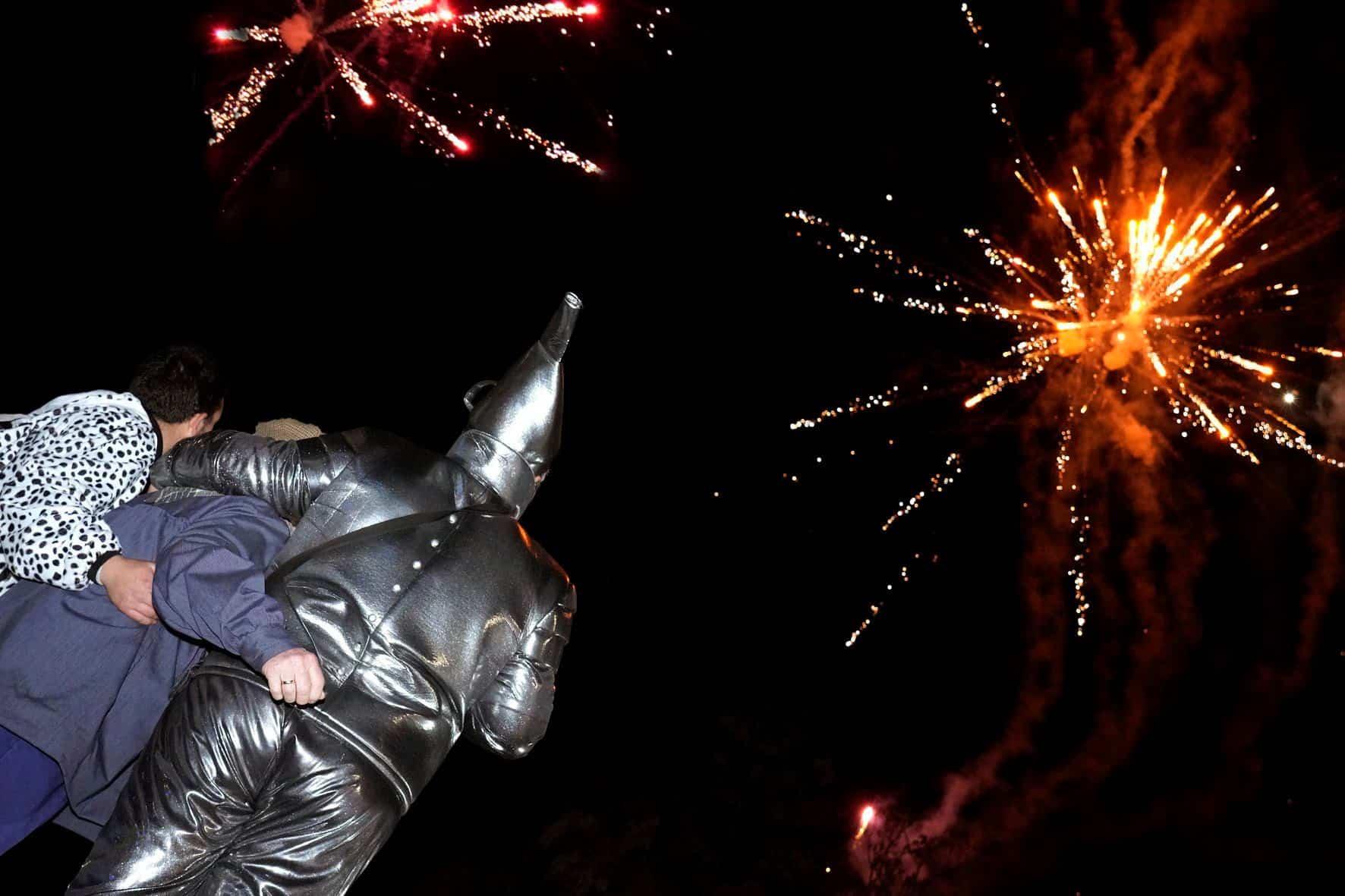 Viernes de Prisillas 2020 del Carnaval en imágenes 113