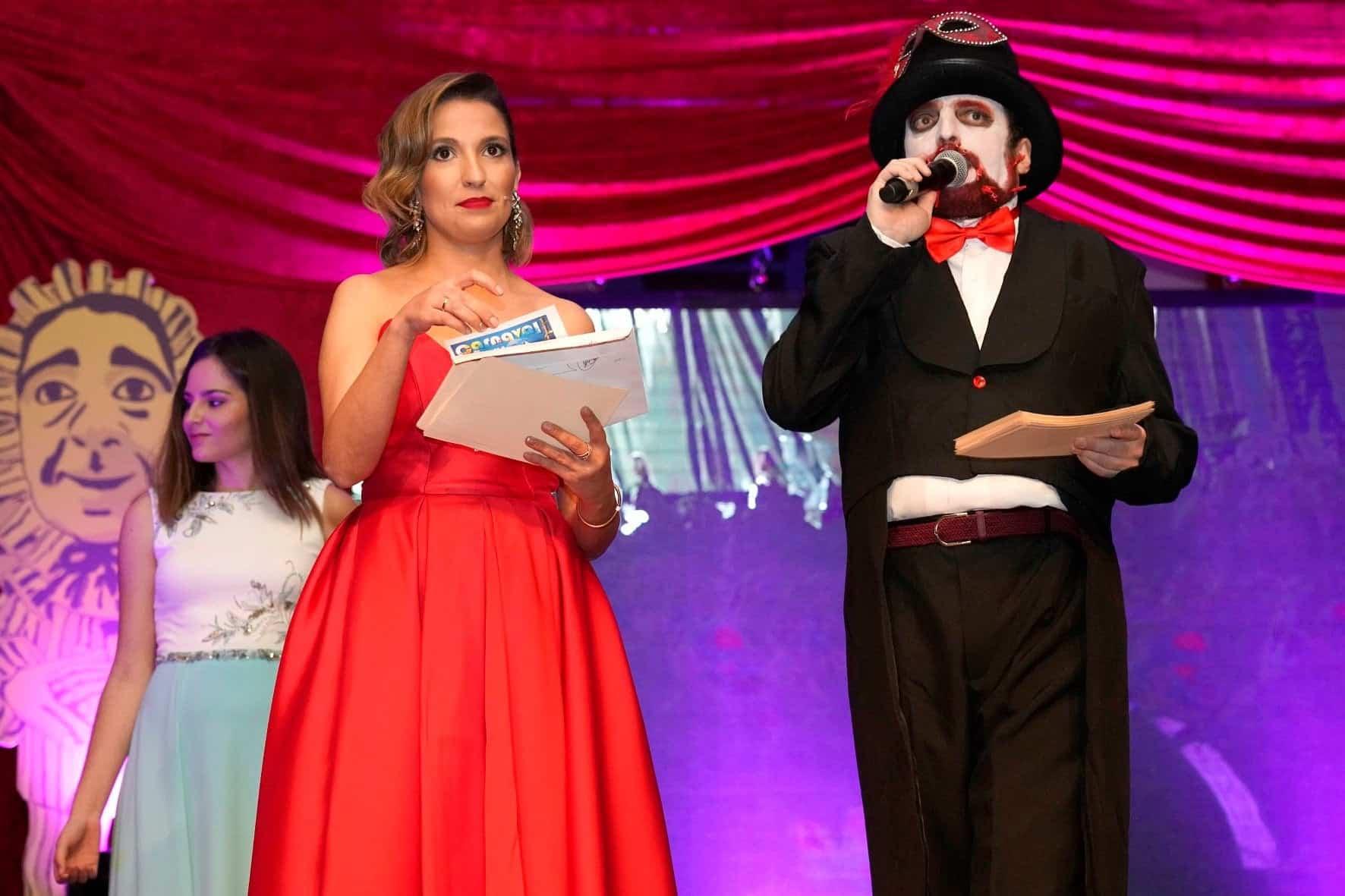 inauguracion carnaval 2020 herencia 10 - Inauguración del Carnaval de Herencia 2020
