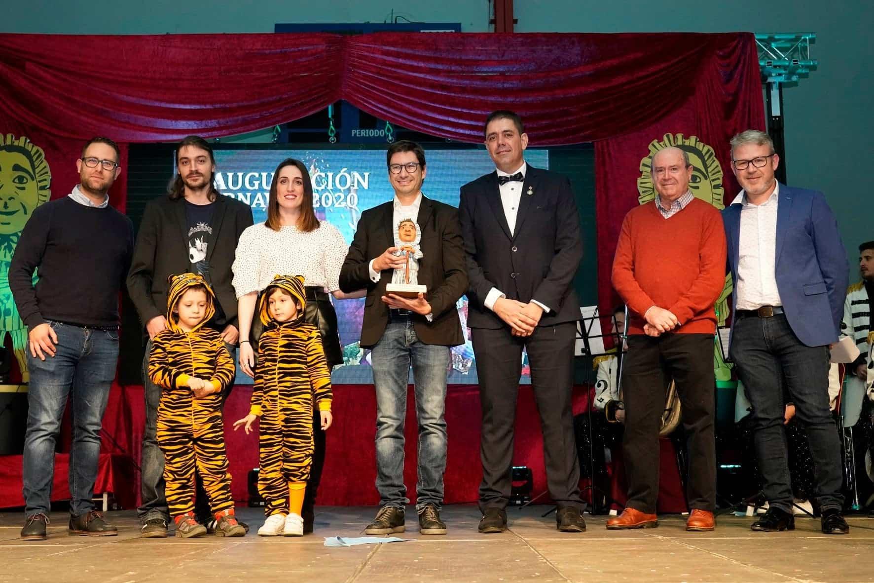 inauguracion carnaval 2020 herencia 11 - Inauguración del Carnaval de Herencia 2020