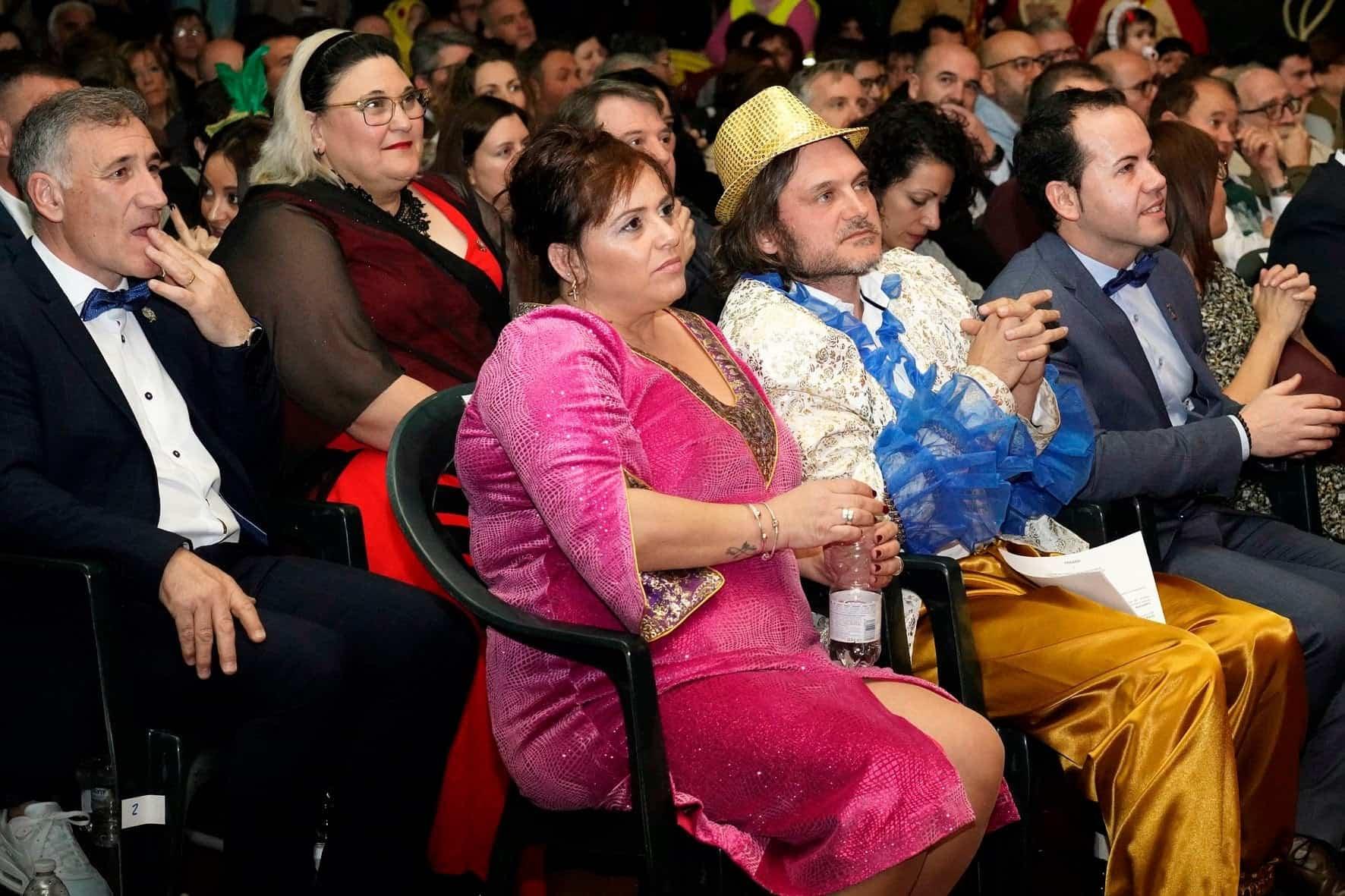 Inauguración del Carnaval de Herencia 2020 108