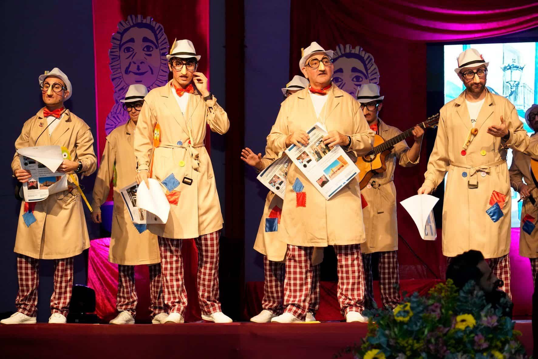 Inauguración del Carnaval de Herencia 2020 109