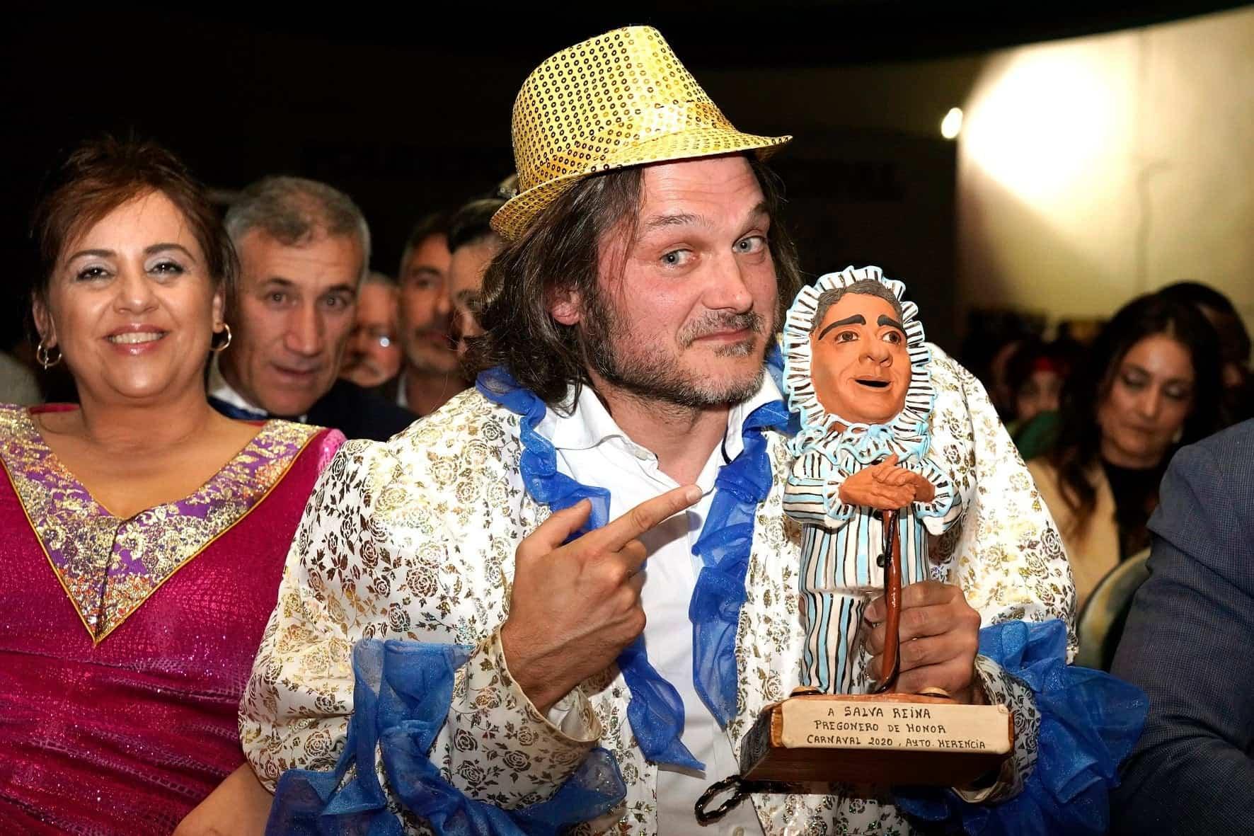 Inauguración del Carnaval de Herencia 2020 110