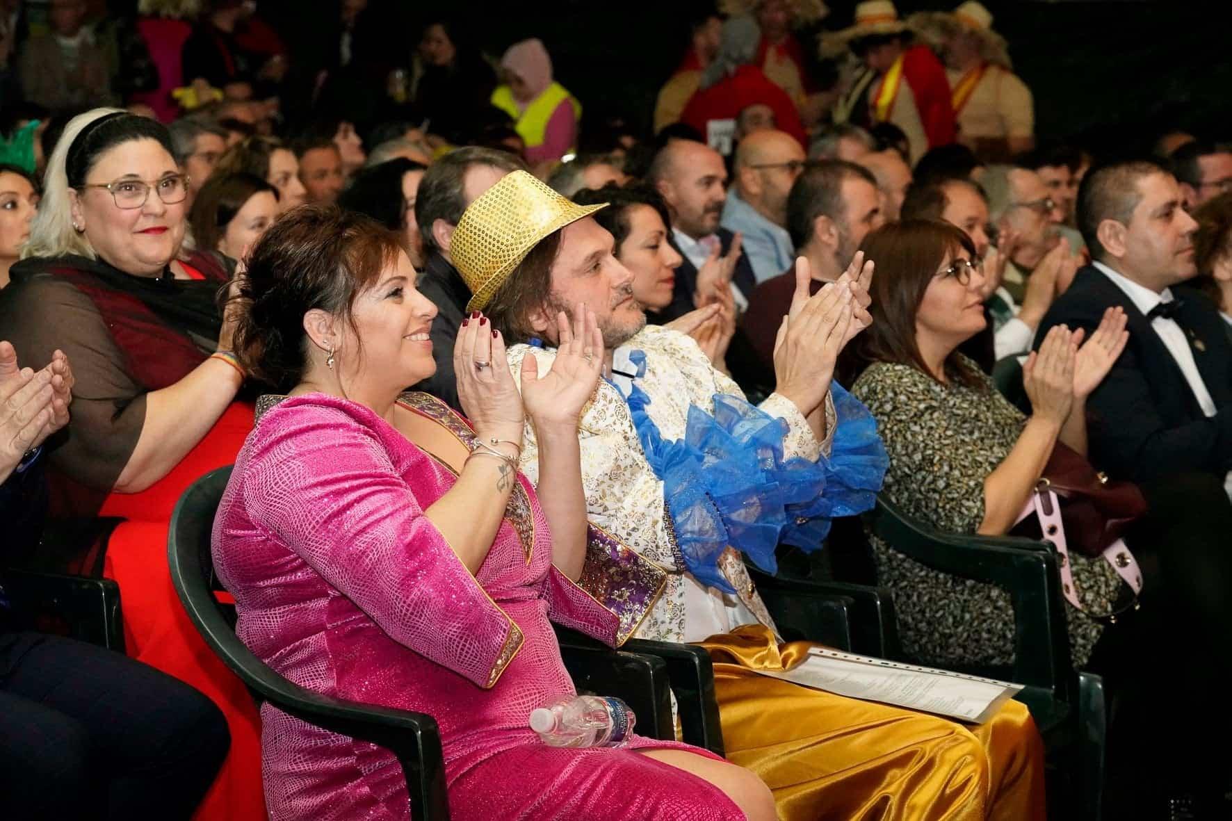 Inauguración del Carnaval de Herencia 2020 111
