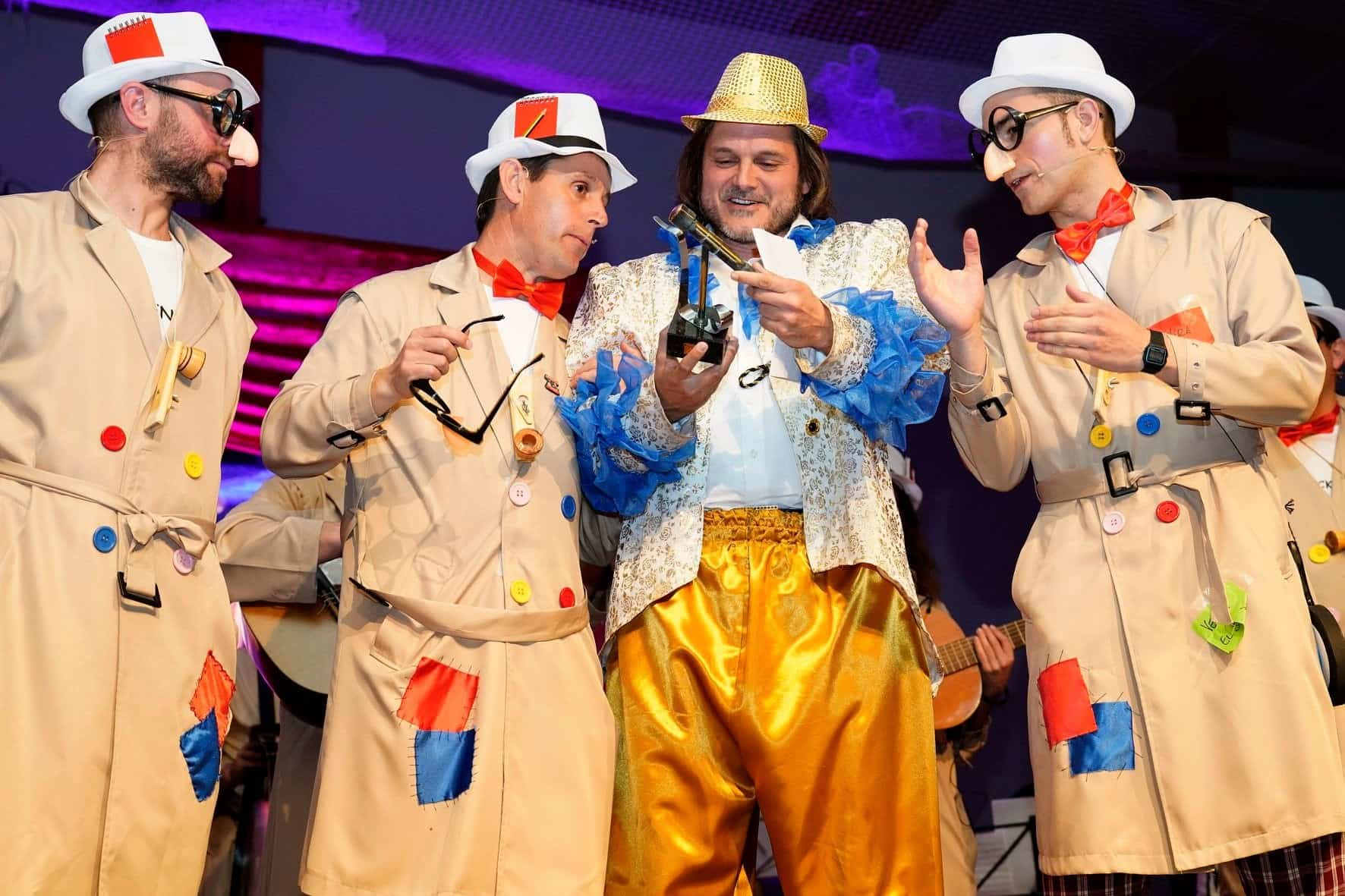 inauguracion carnaval 2020 herencia 19 - Inauguración del Carnaval de Herencia 2020