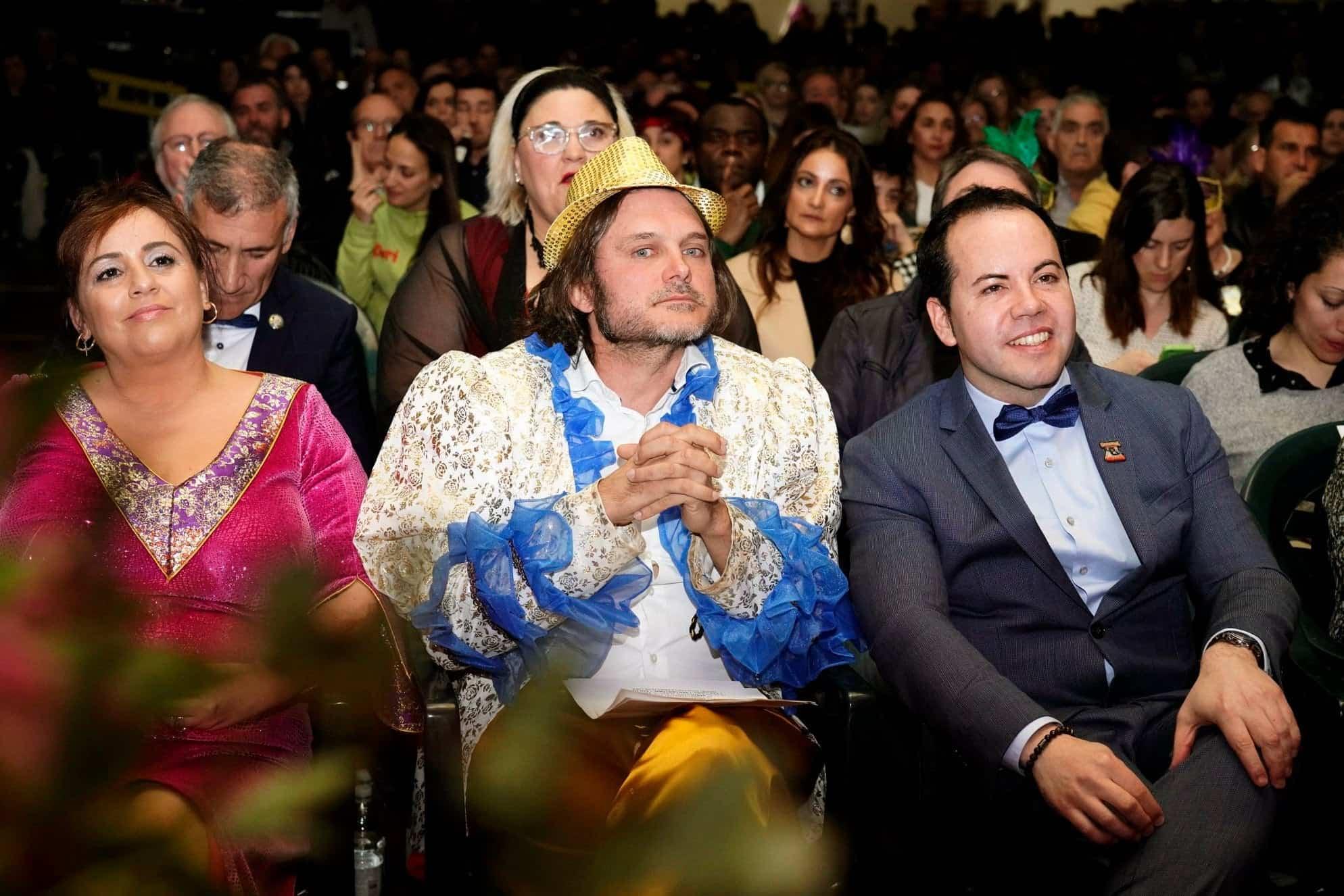 Inauguración del Carnaval de Herencia 2020 96