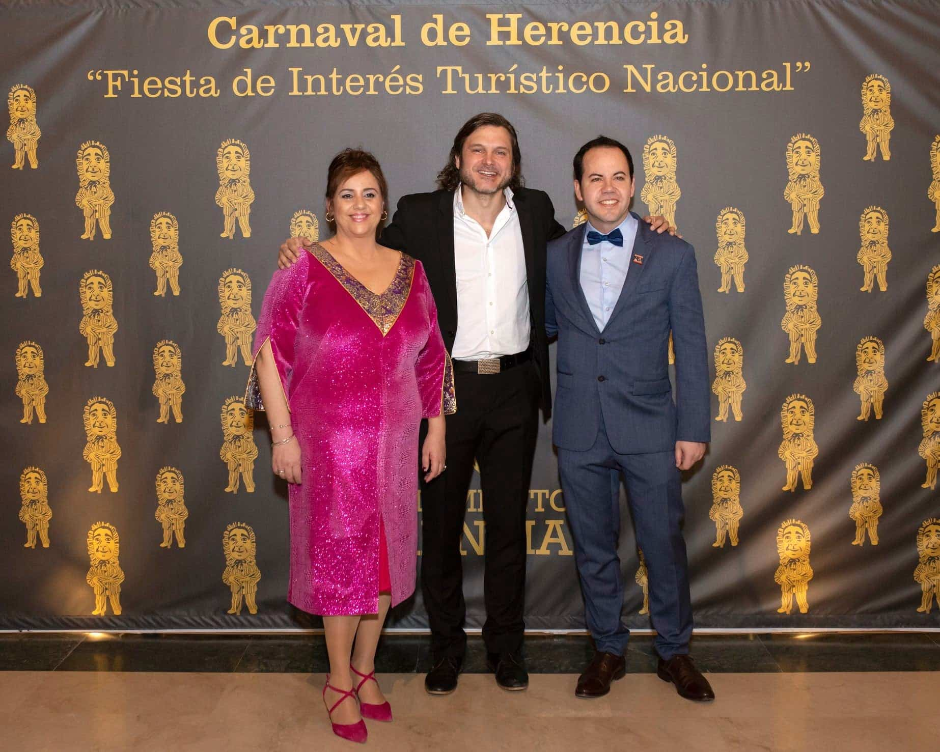 inauguracion carnaval 2020 herencia 21 - Inauguración del Carnaval de Herencia 2020