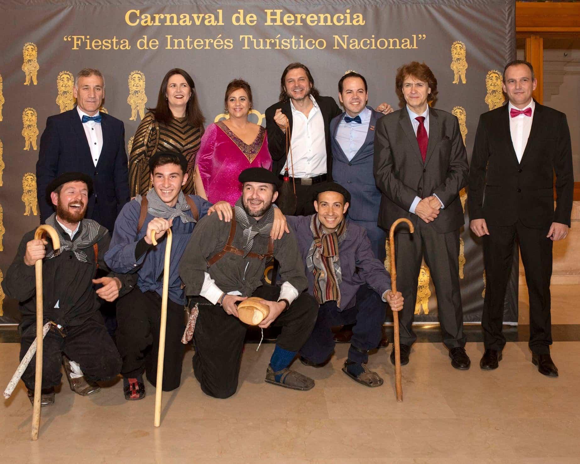 Inauguración del Carnaval de Herencia 2020 116
