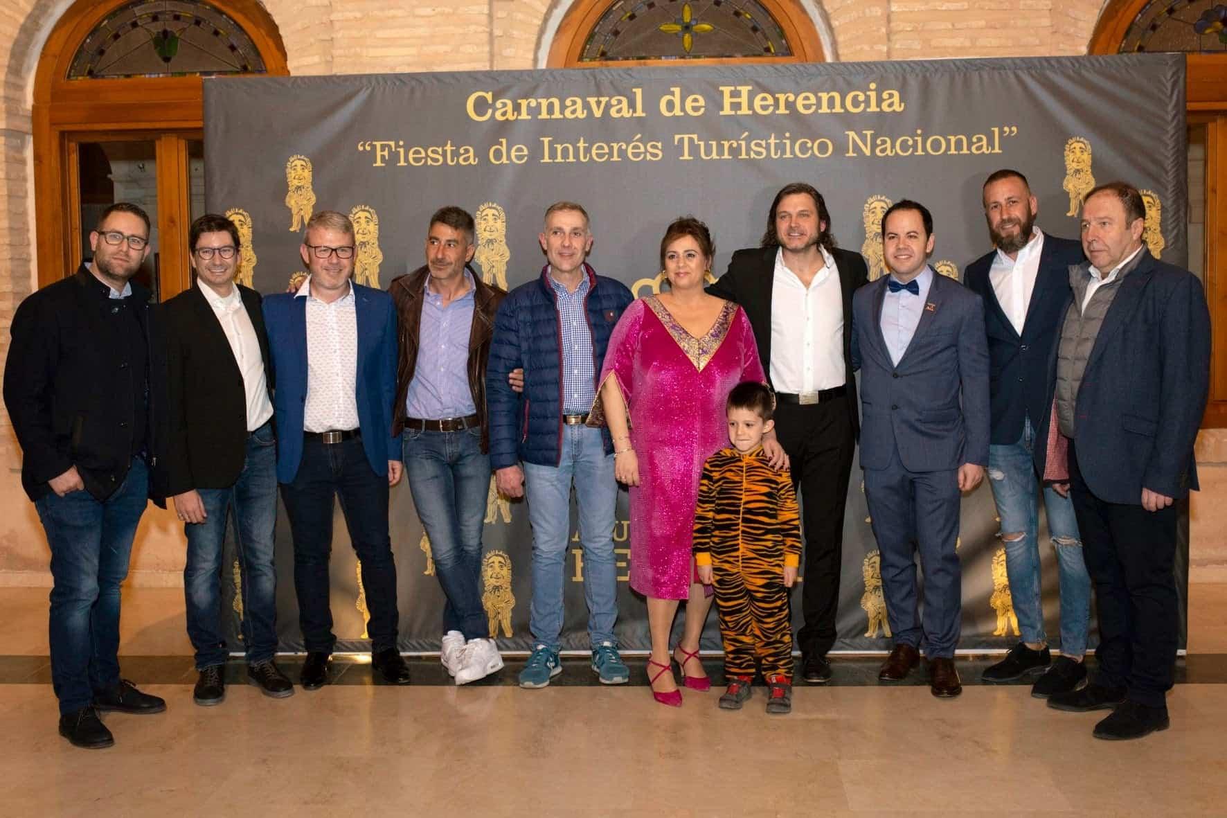 inauguracion carnaval 2020 herencia 26 - Inauguración del Carnaval de Herencia 2020