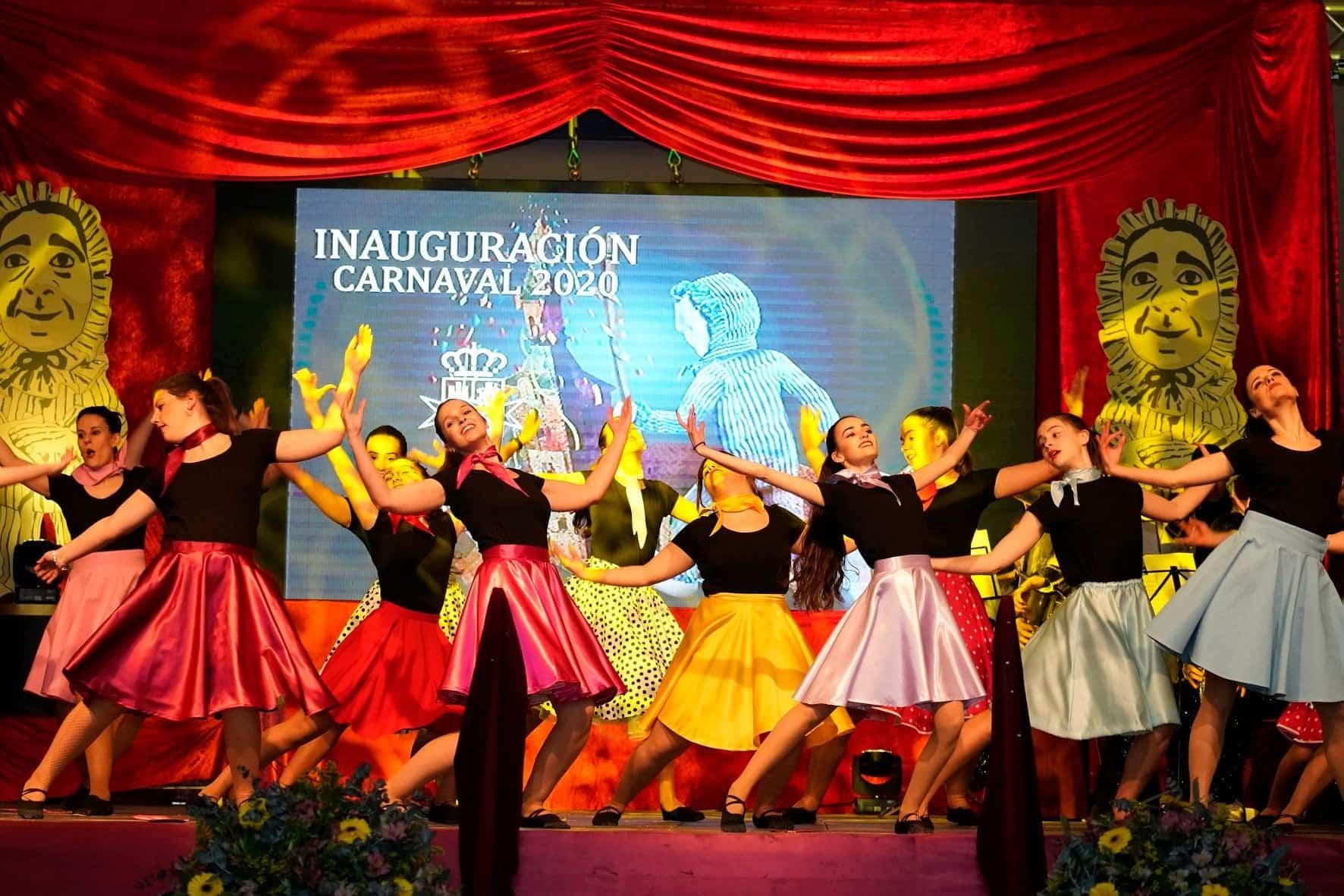 inauguracion carnaval 2020 herencia 27 - Inauguración del Carnaval de Herencia 2020
