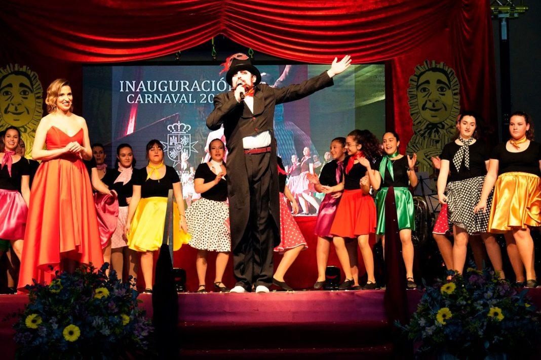 inauguracion carnaval 2020 herencia 28 1068x712 - El Cuentakilómetros de CMM en el Carnaval de Herencia 2020