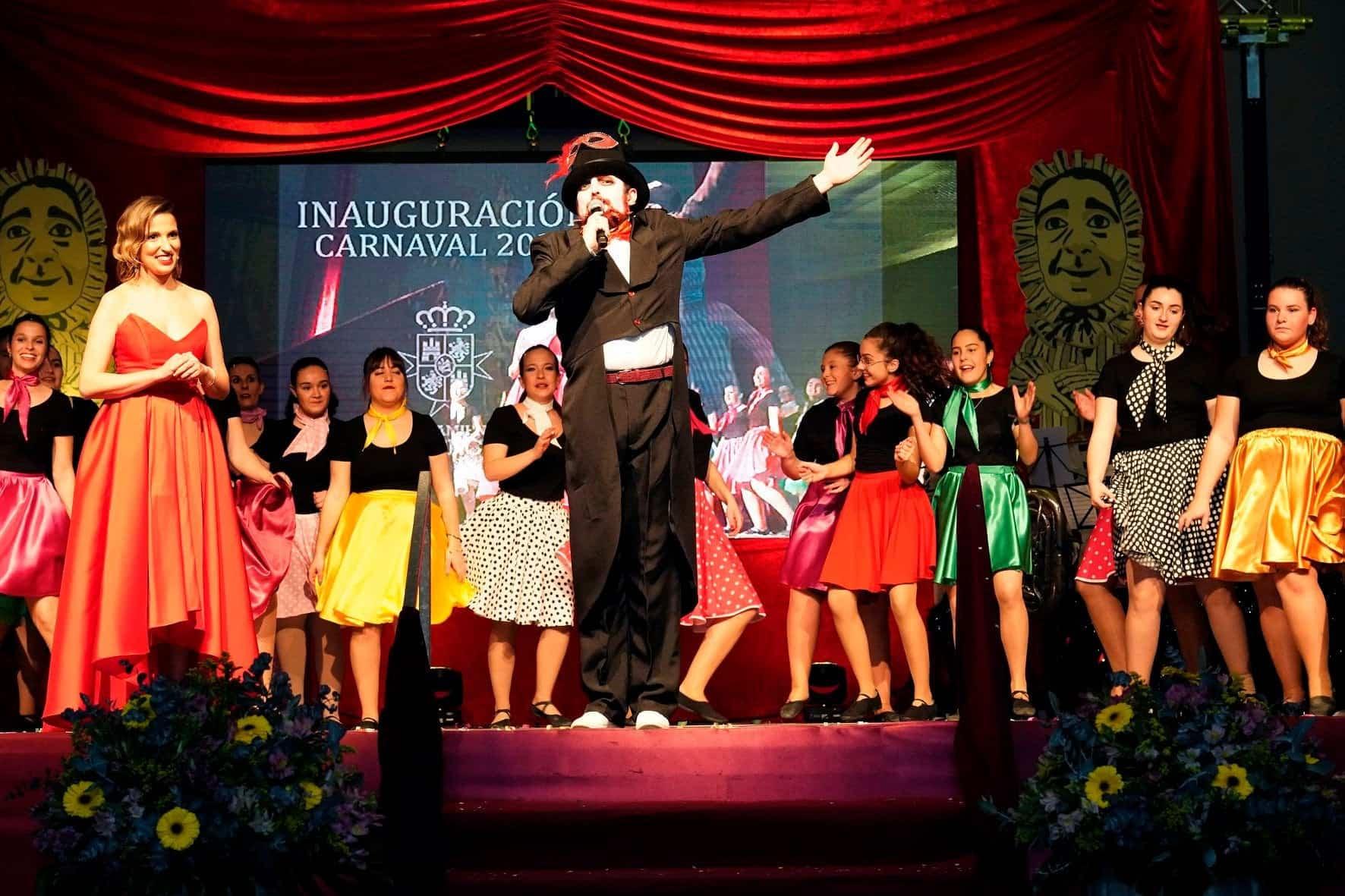inauguracion carnaval 2020 herencia 28 - Inauguración del Carnaval de Herencia 2020