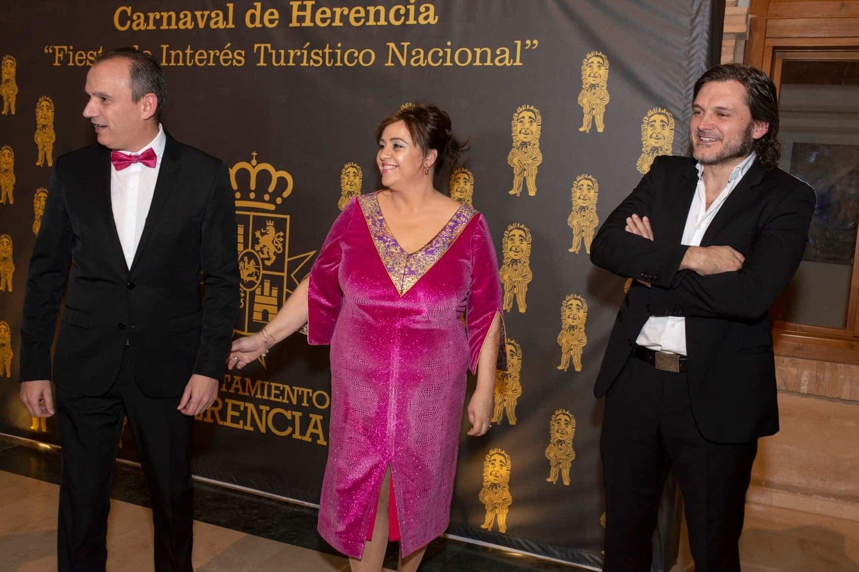 Inauguración del Carnaval de Herencia 2020 123