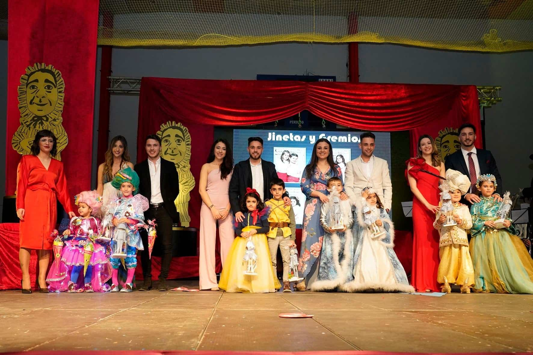 Inauguración del Carnaval de Herencia 2020 97
