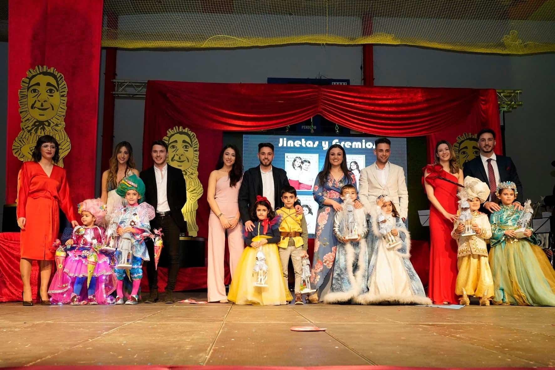 inauguracion carnaval 2020 herencia 3 - Inauguración del Carnaval de Herencia 2020
