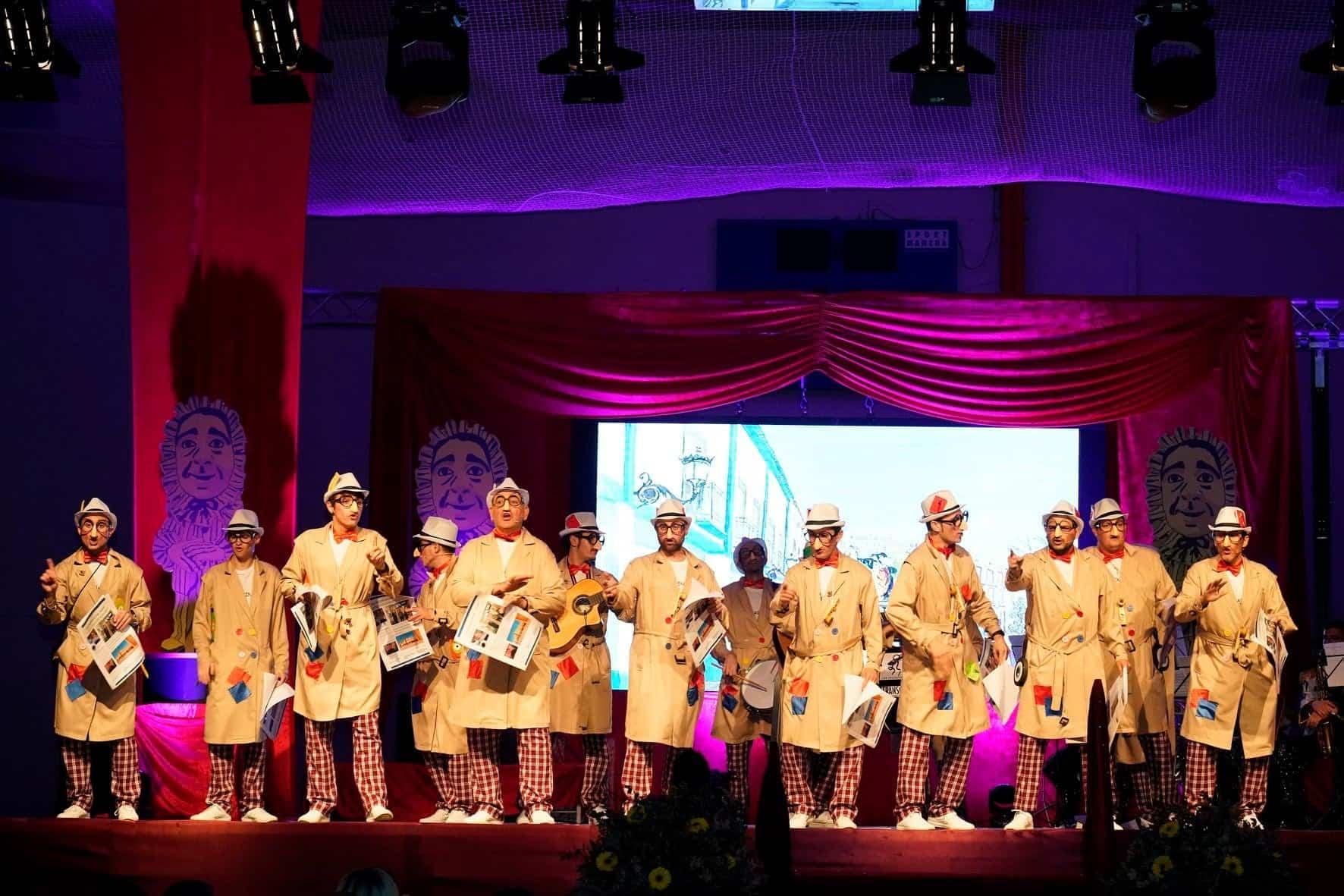 Inauguración del Carnaval de Herencia 2020 124