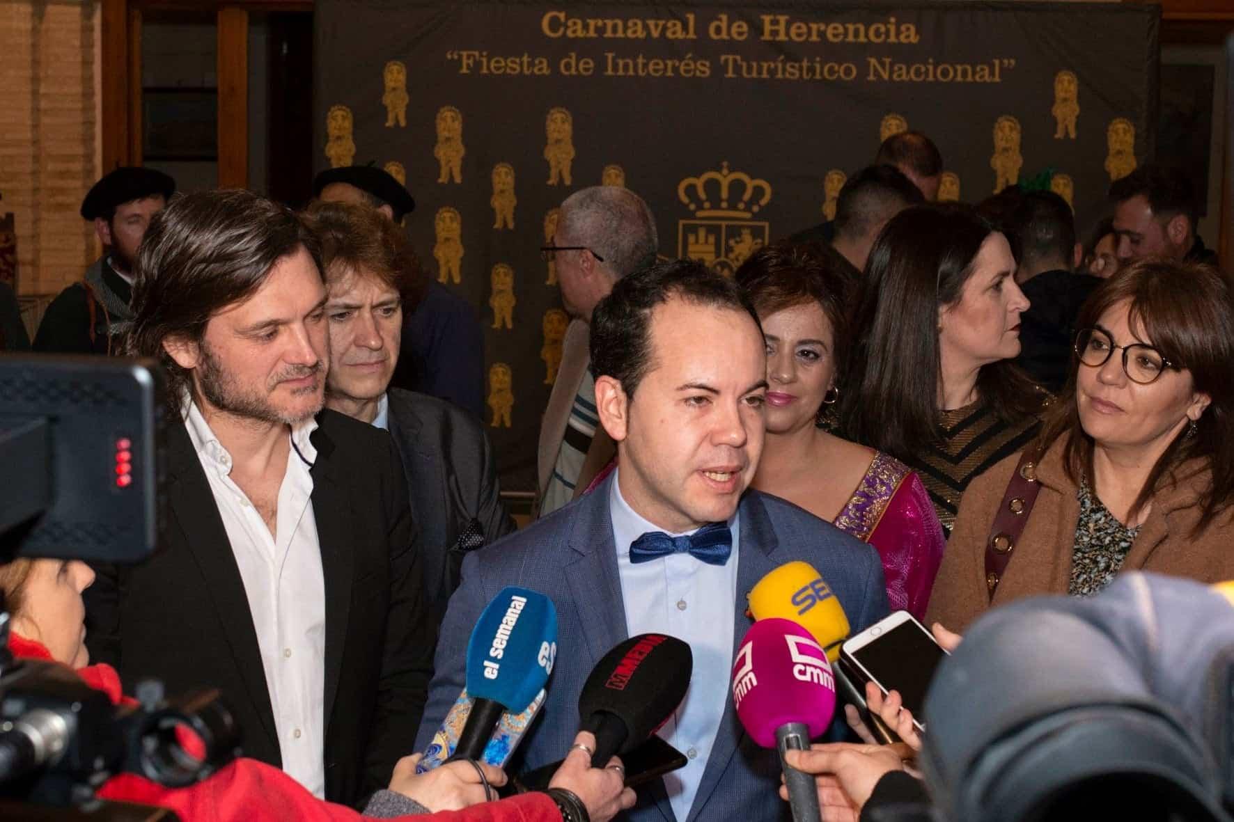 Inauguración del Carnaval de Herencia 2020 126