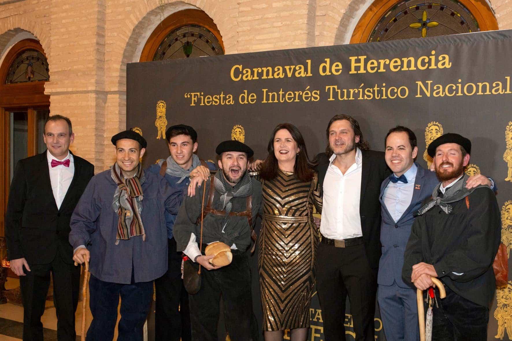 Inauguración del Carnaval de Herencia 2020 127