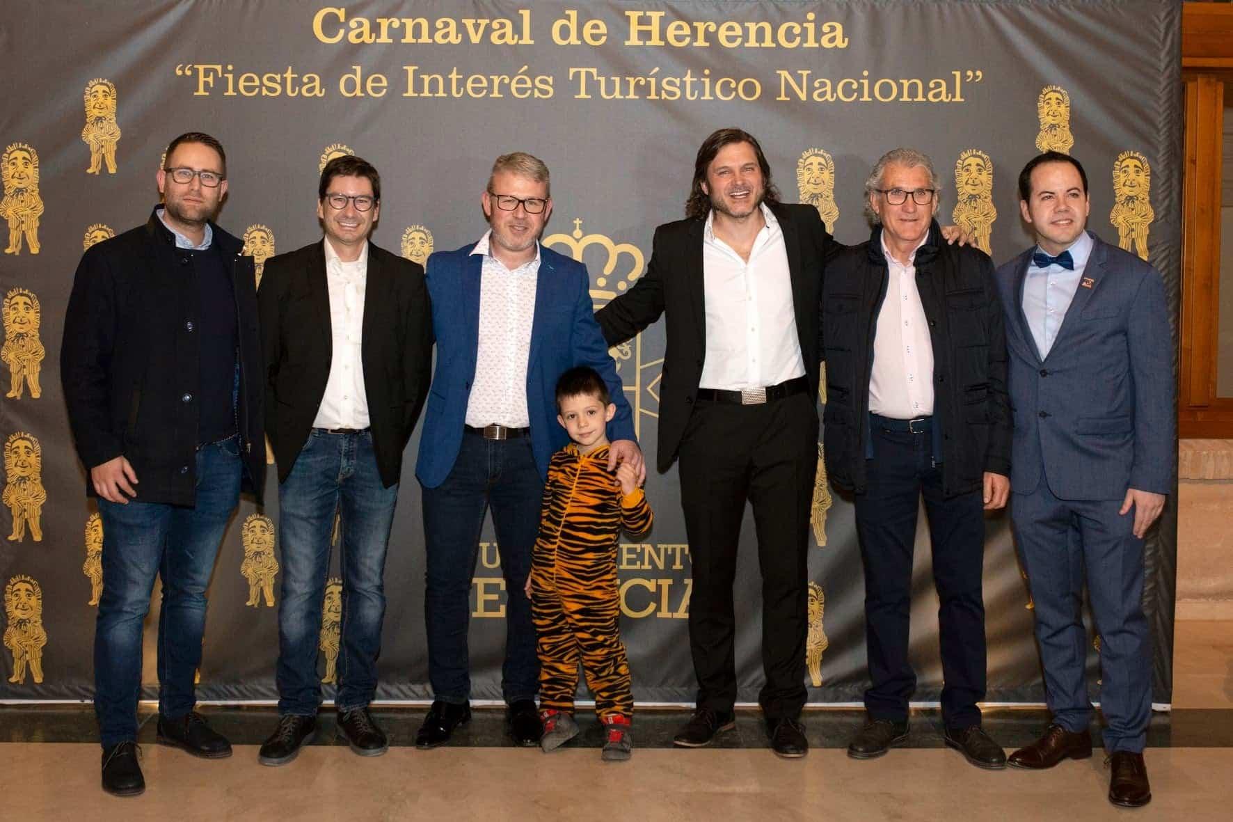 Inauguración del Carnaval de Herencia 2020 128