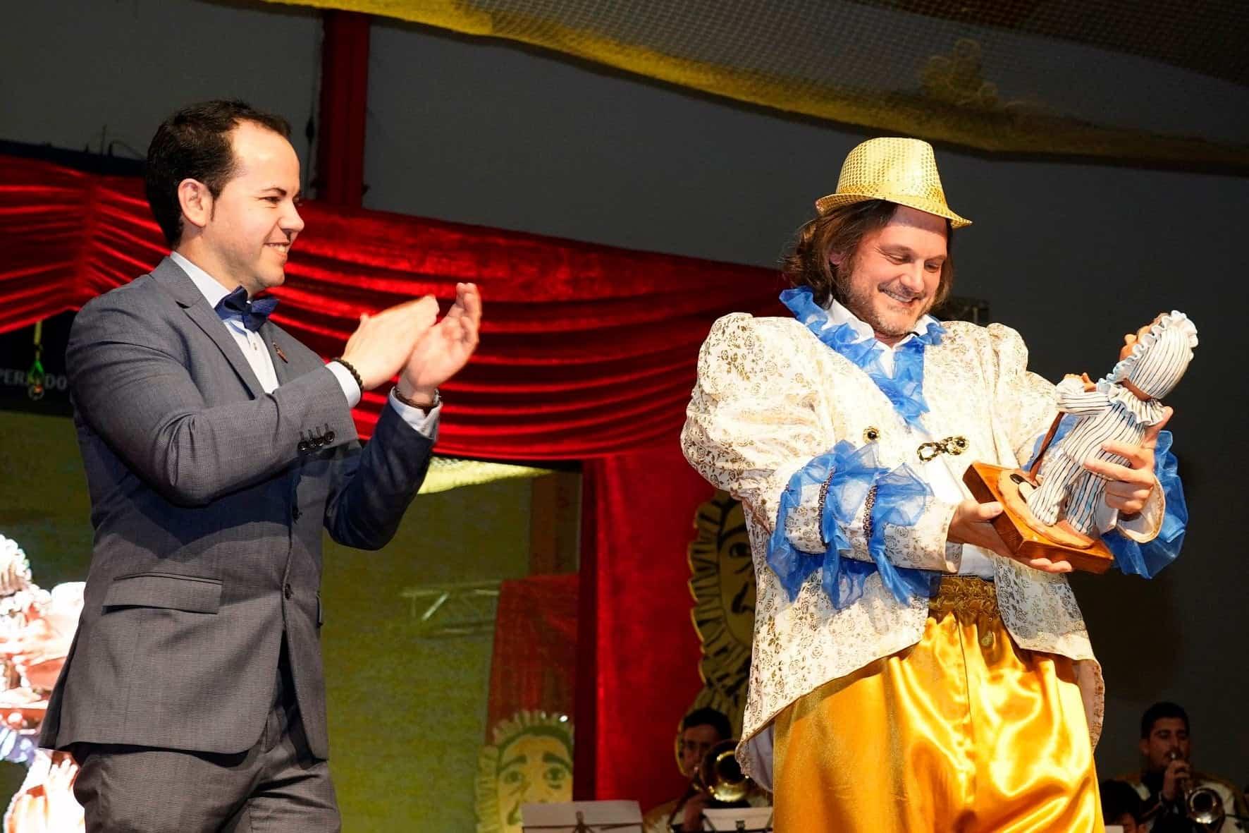 Inauguración del Carnaval de Herencia 2020 131