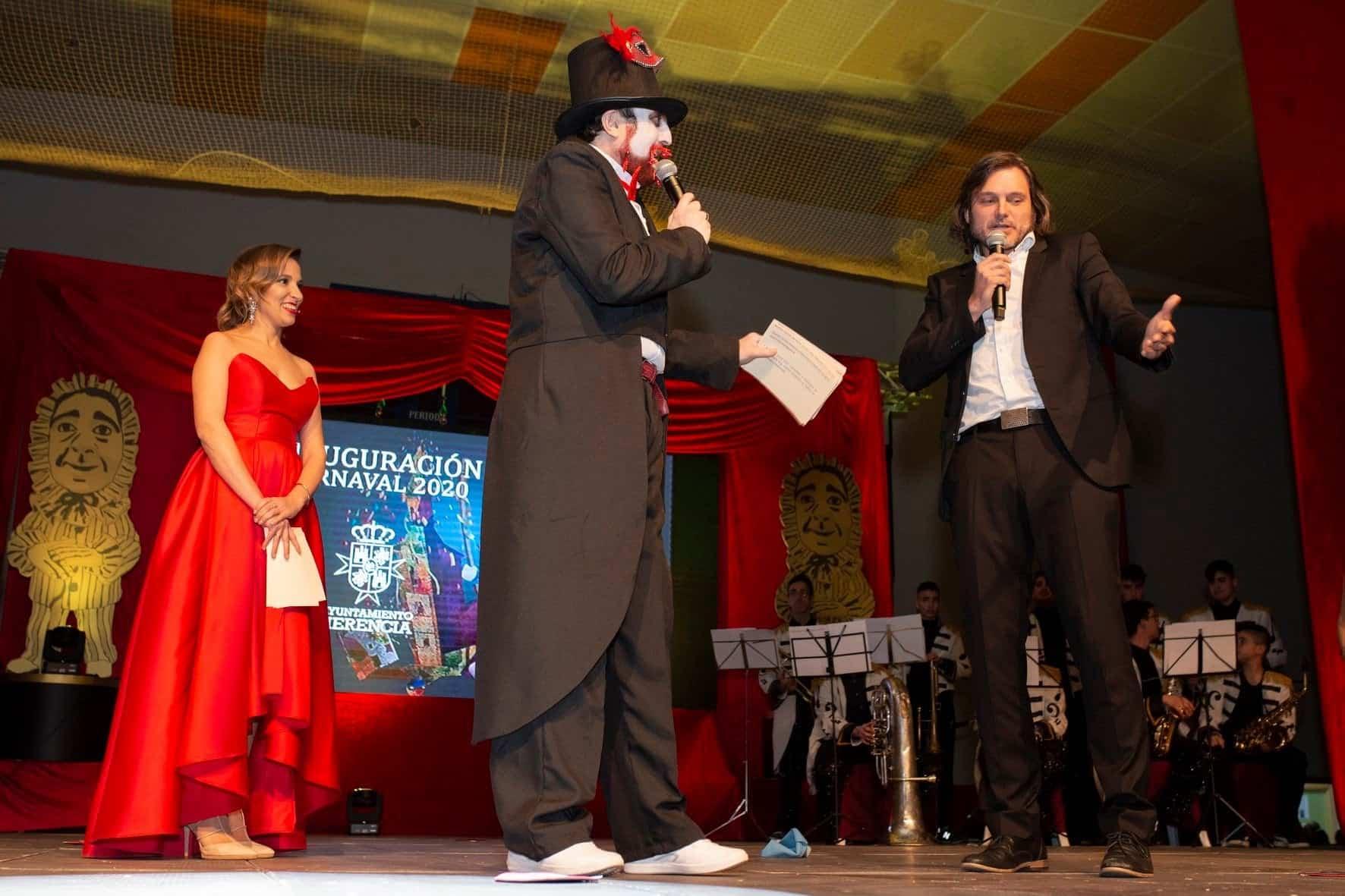 Inauguración del Carnaval de Herencia 2020 132