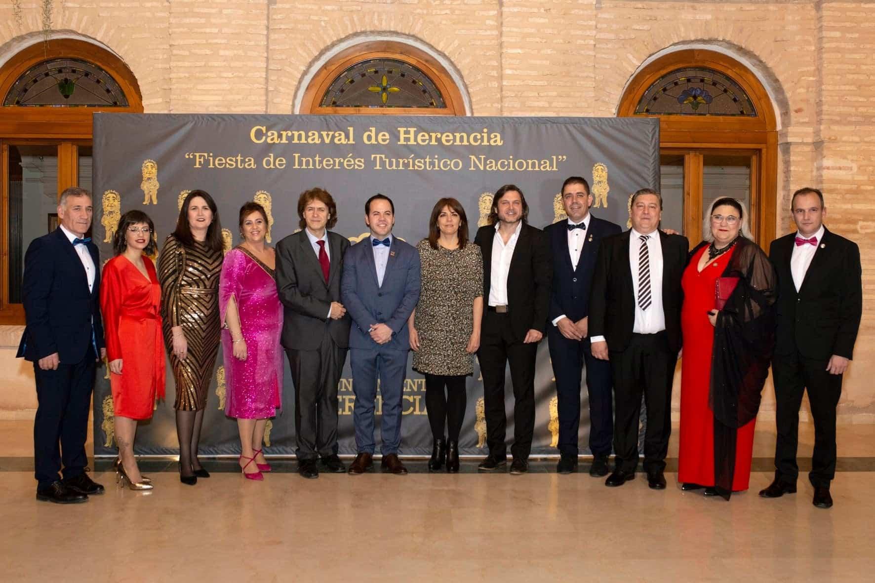 inauguracion carnaval 2020 herencia 43 - Inauguración del Carnaval de Herencia 2020