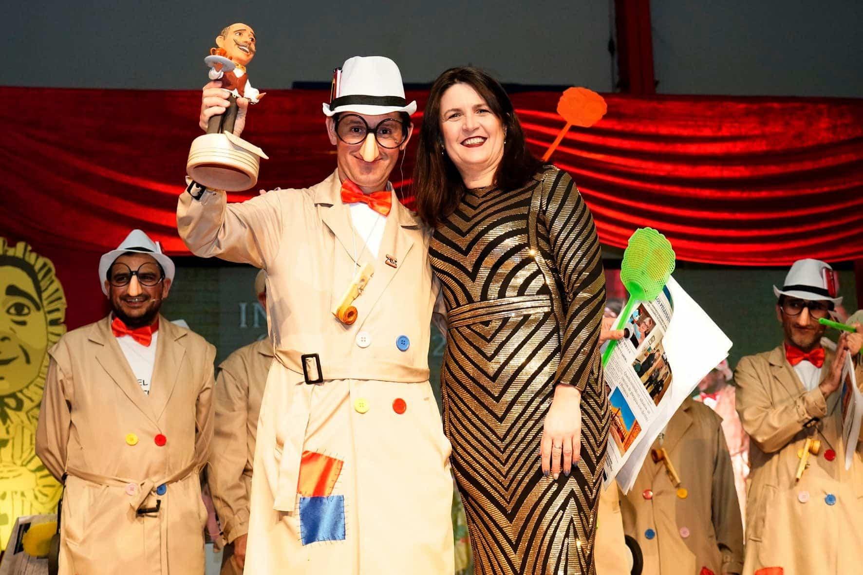Inauguración del Carnaval de Herencia 2020 139