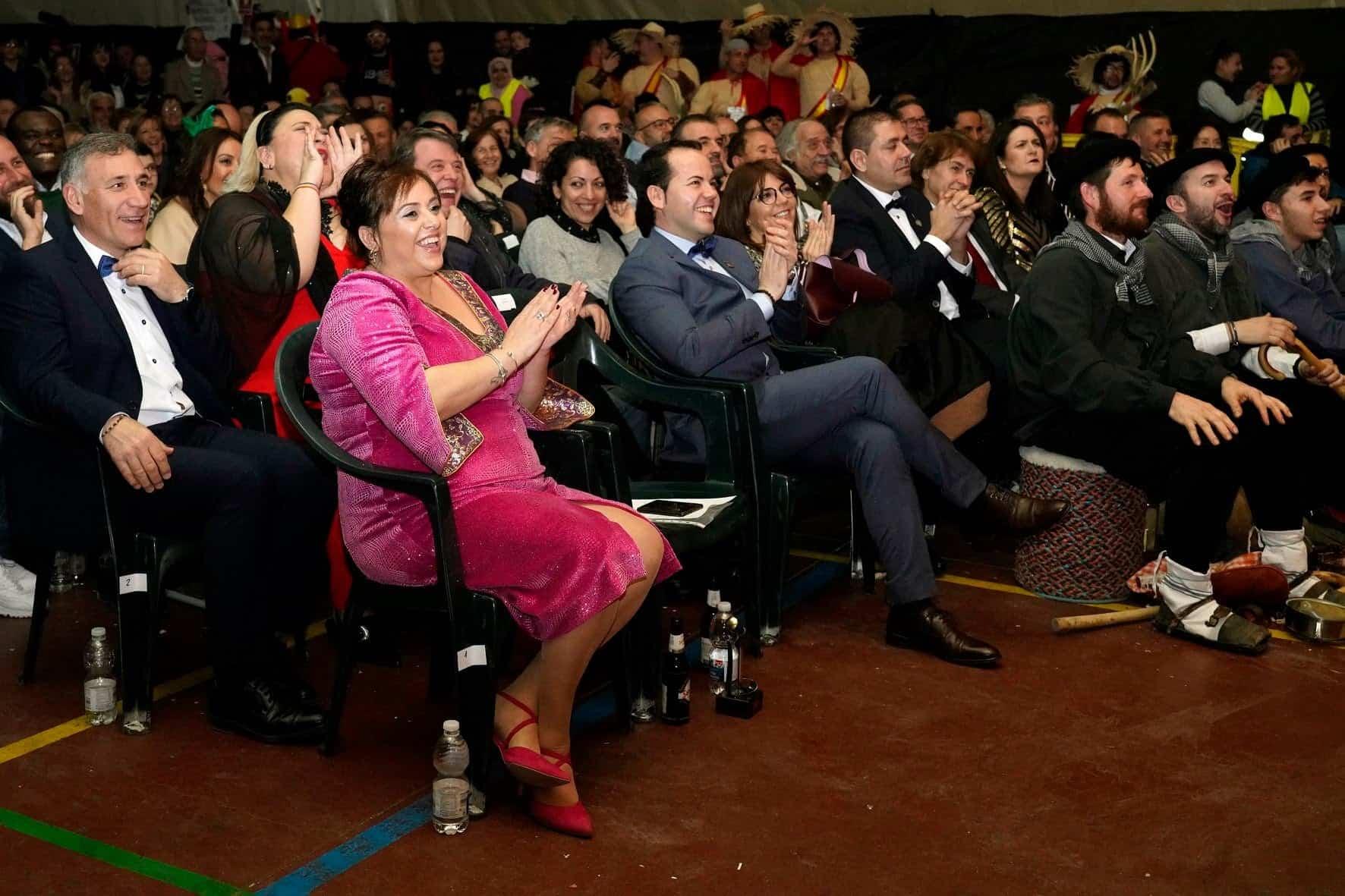 Inauguración del Carnaval de Herencia 2020 140